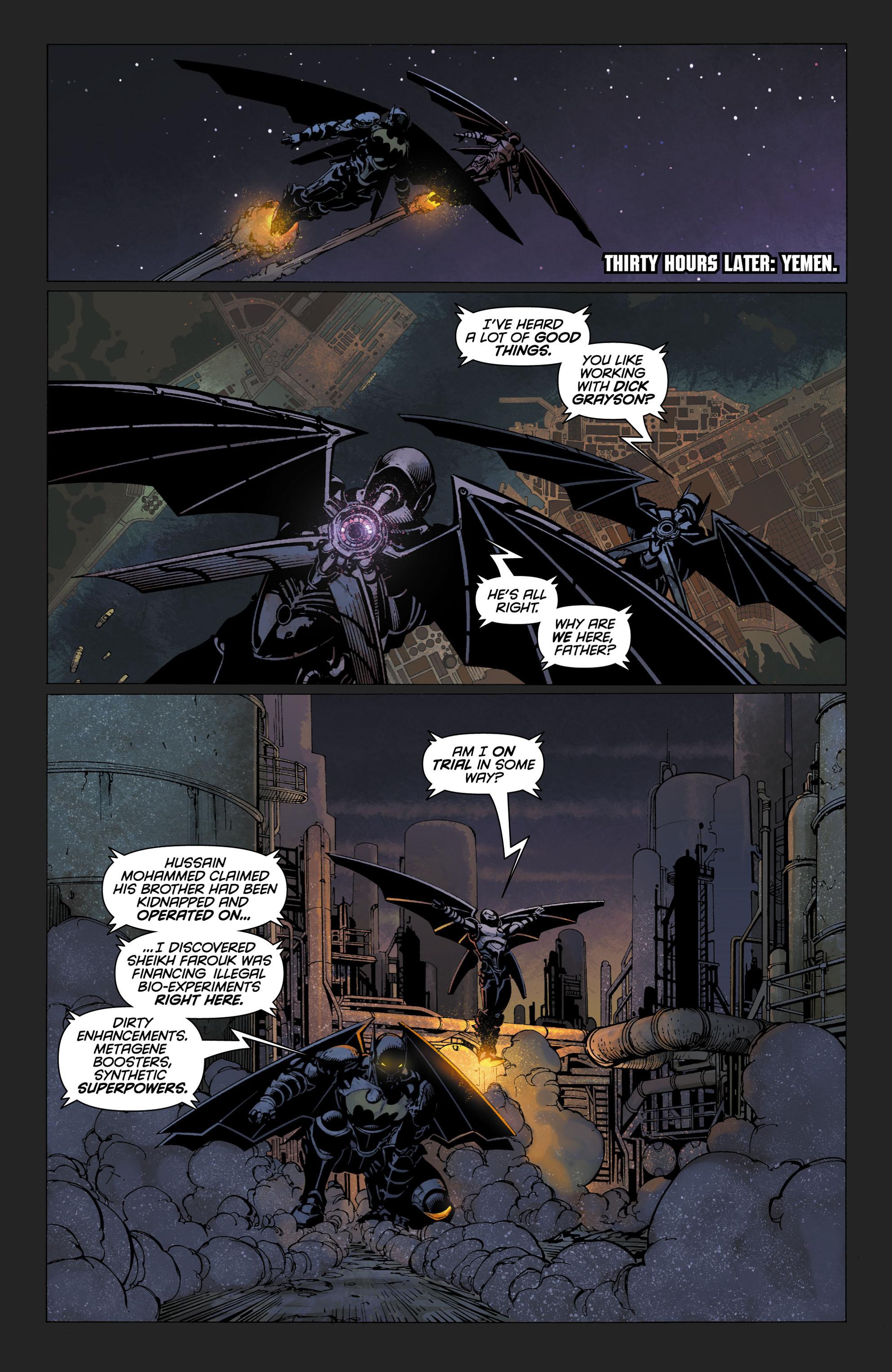 Read online Batman: The Return comic -  Issue # Full - 17
