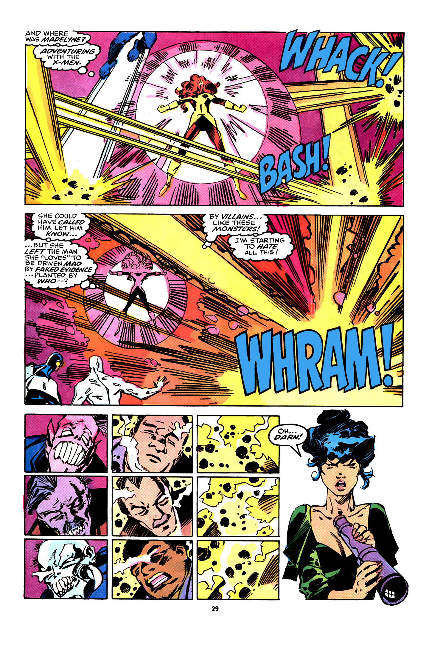 Read online X-Factor (1986) comic -  Issue #29 - 23