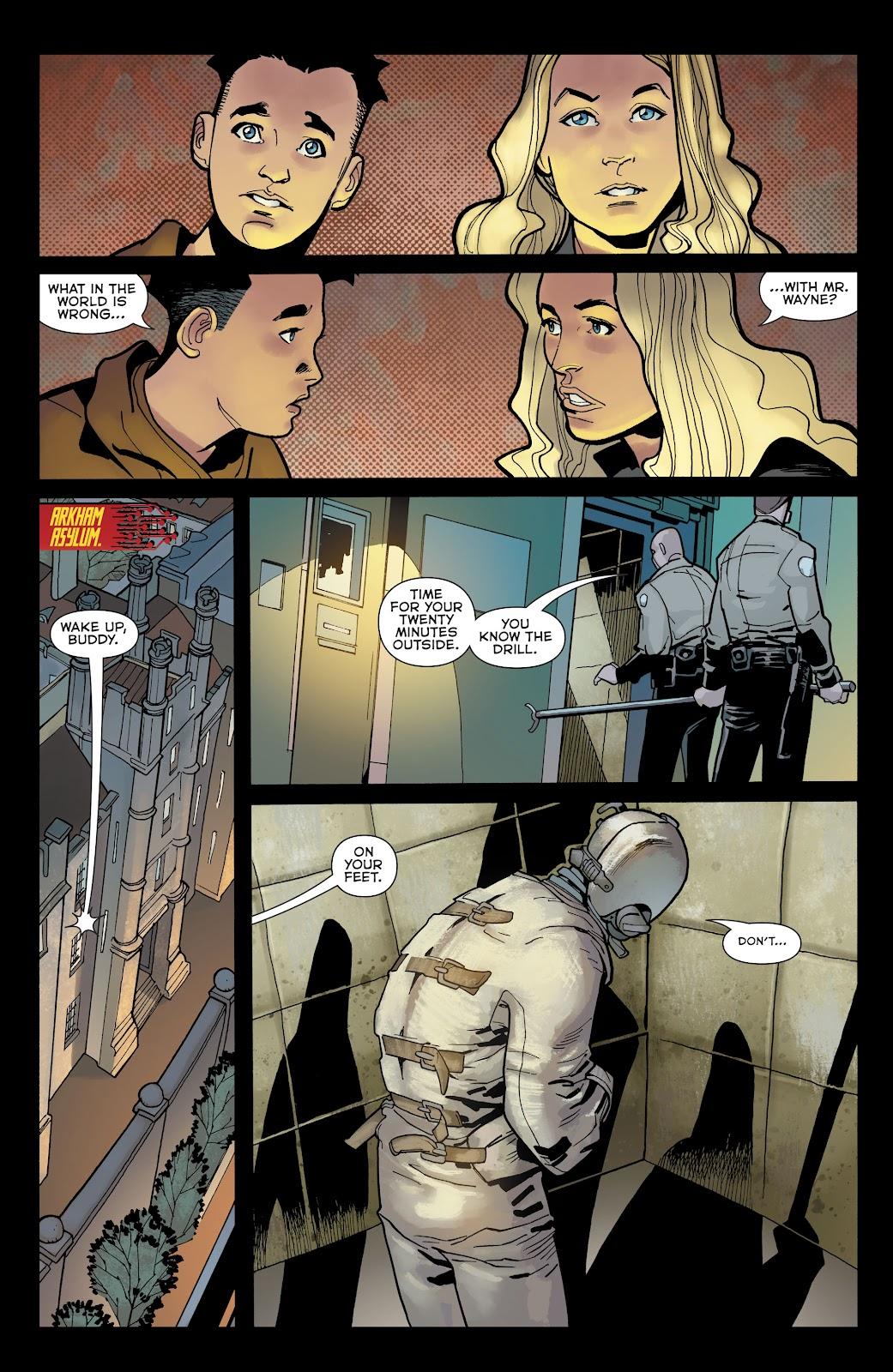 Read online Batman Beyond (2016) comic -  Issue #32 - 21