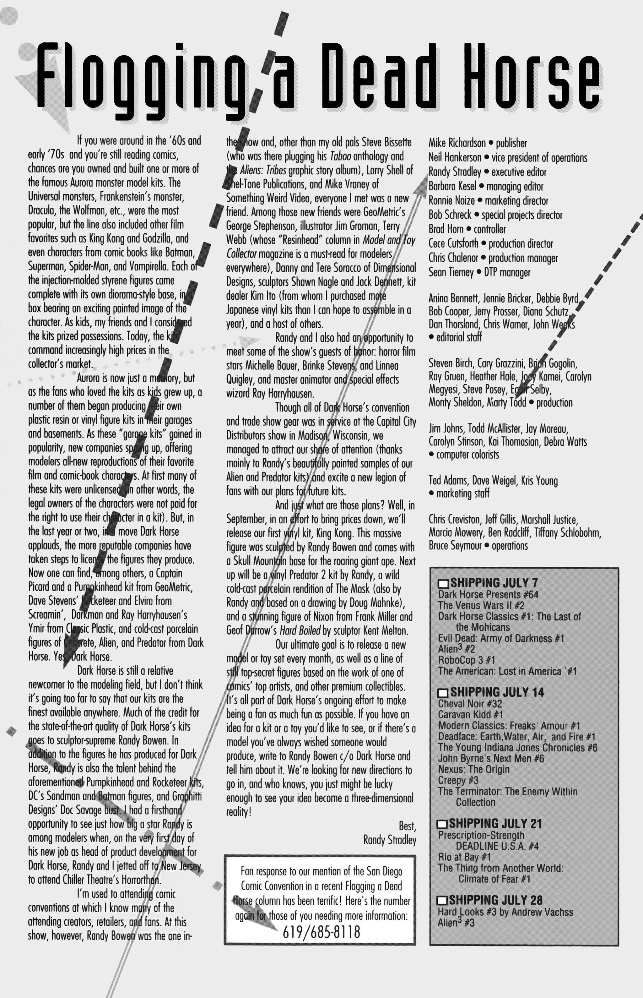 Aliens: Newts Tale 1 Page 50