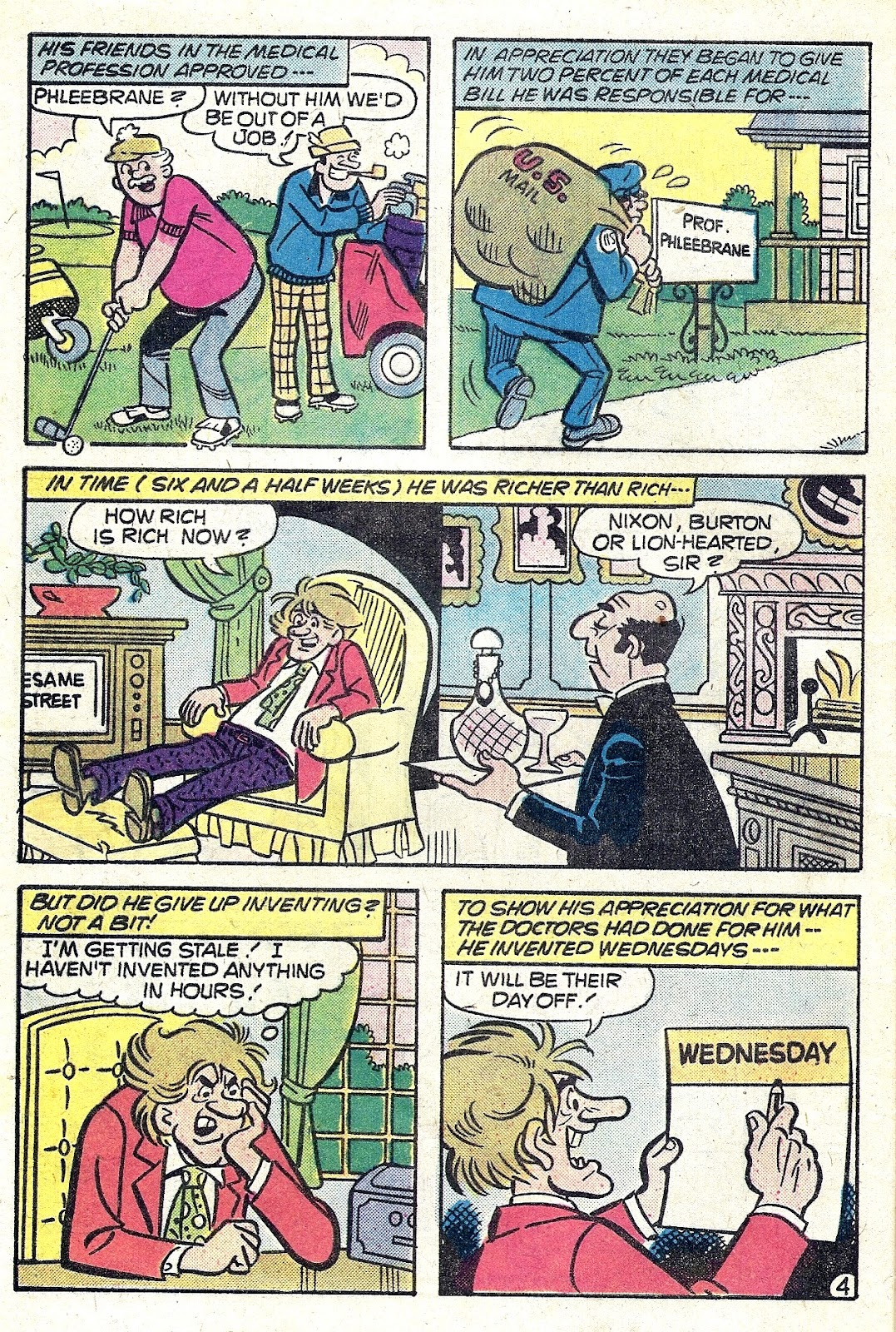 Read online Madhouse Comics comic -  Issue #114 - 32
