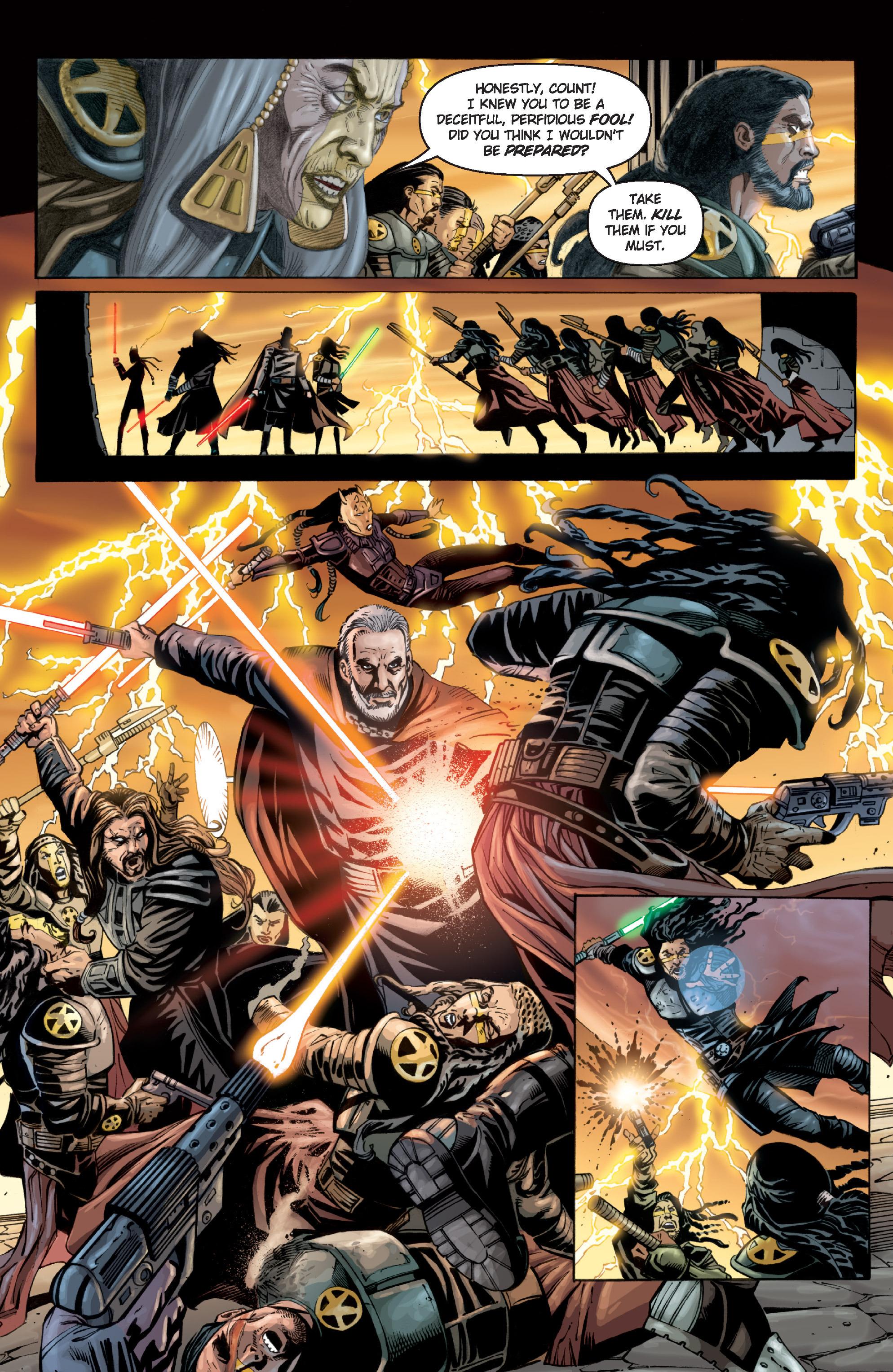 Read online Star Wars Omnibus comic -  Issue # Vol. 24 - 344