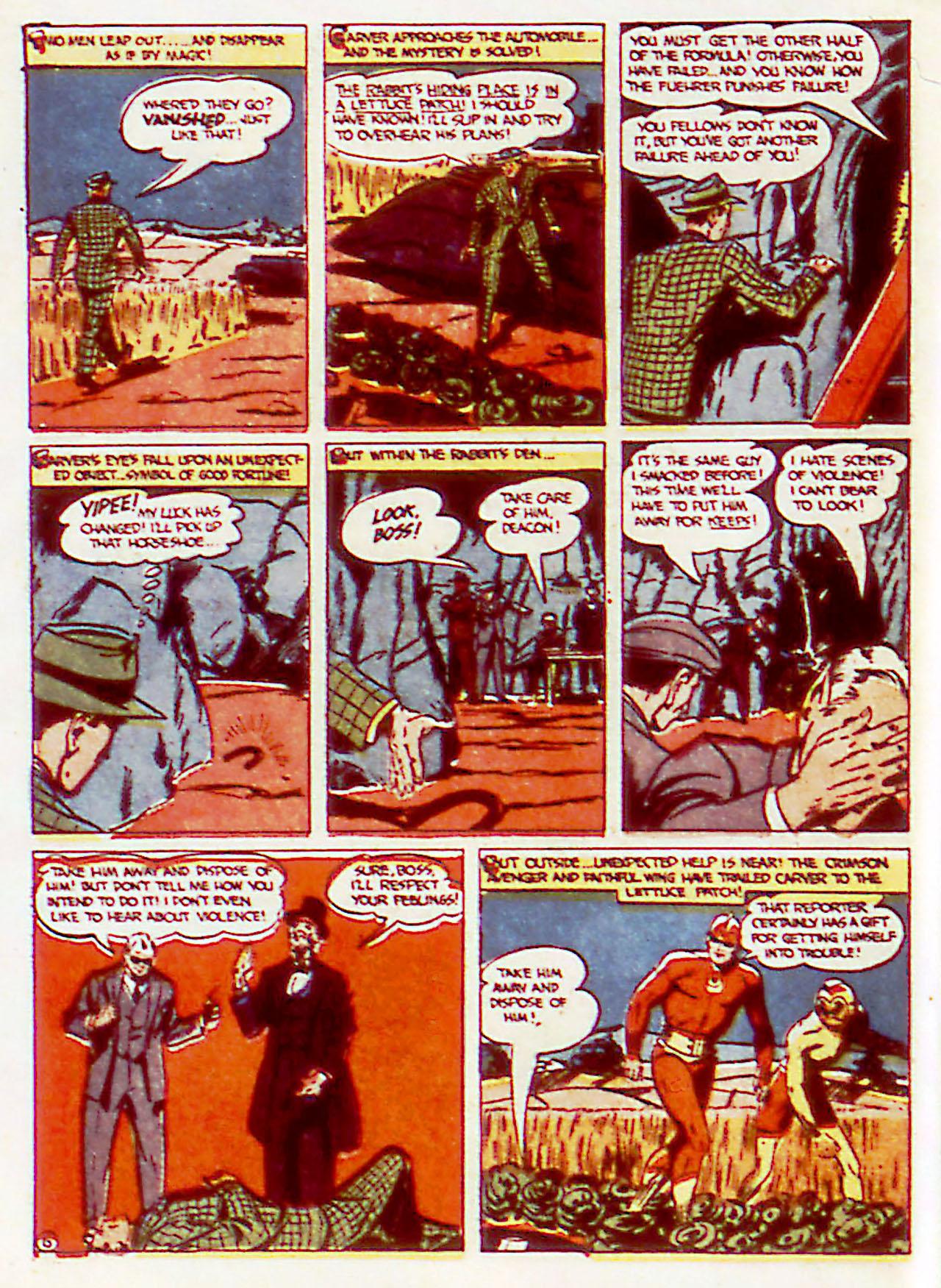Read online Detective Comics (1937) comic -  Issue #71 - 36