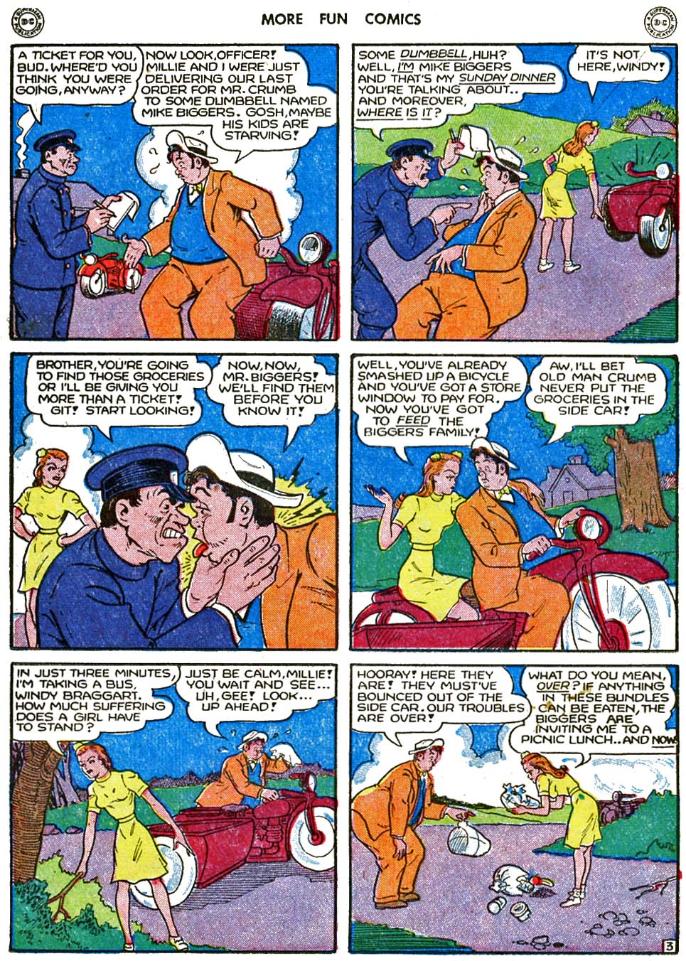 More Fun Comics issue 115 - Page 77