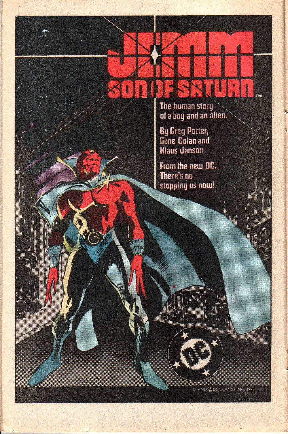 Read online All-Star Squadron comic -  Issue #37 - 14