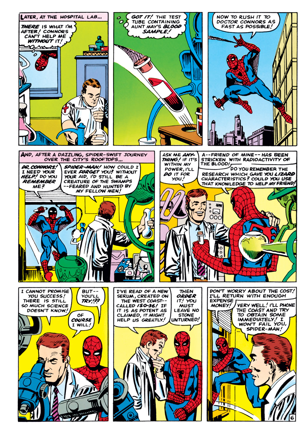 The Amazing Spider-Man (1963) 32 Page 6