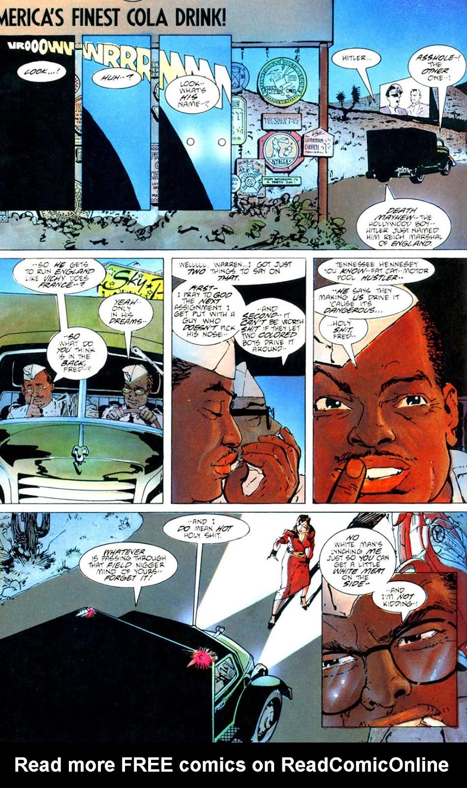 Blackhawk (1988) issue 1 - Page 6