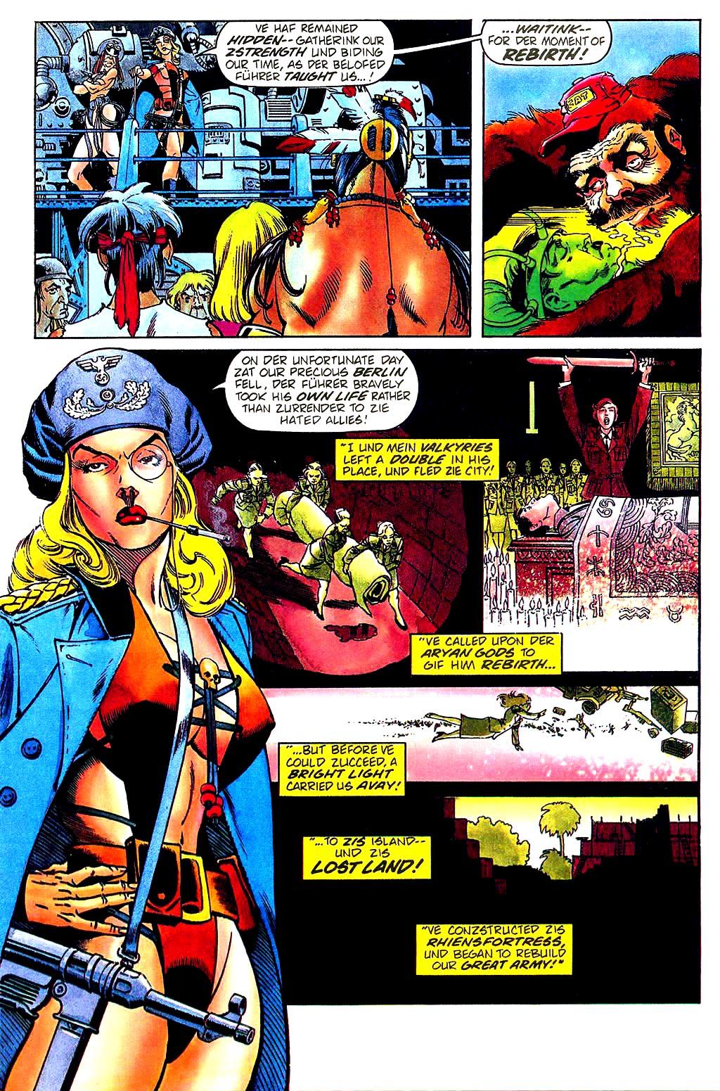 Read online Turok, Dinosaur Hunter (1993) comic -  Issue #38 - 4