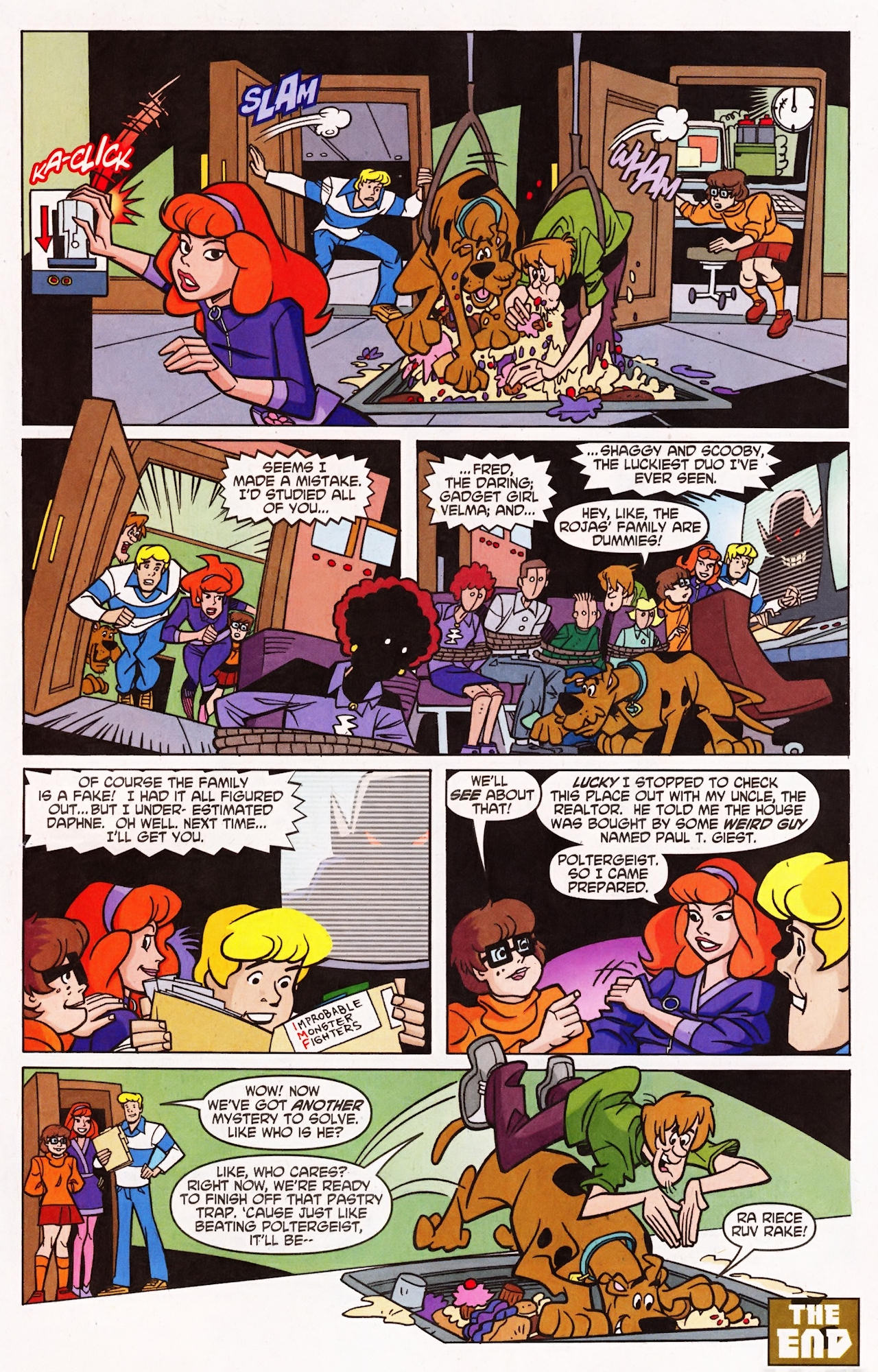 Read online Scooby-Doo (1997) comic -  Issue #138 - 21