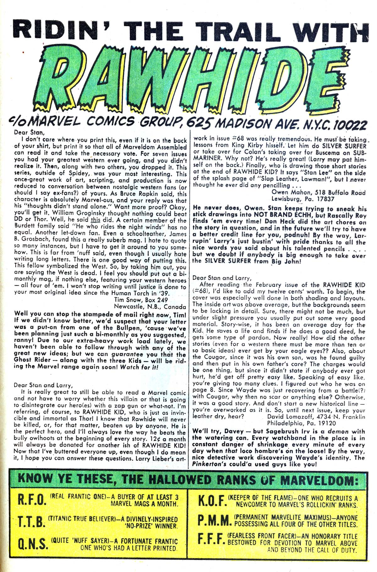 The Rawhide Kid (1955) 70 Page 32