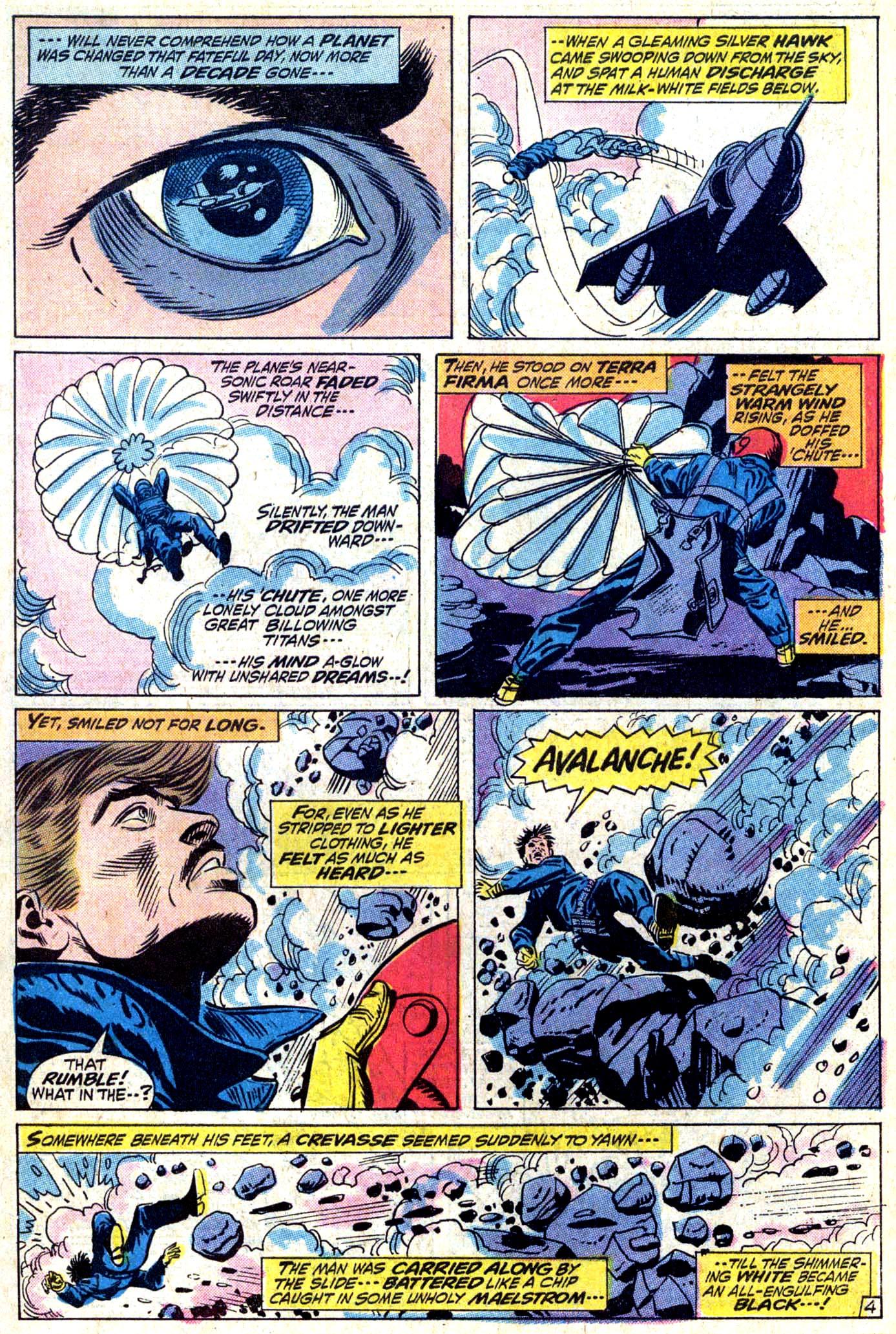Read online Astonishing Tales (1970) comic -  Issue #11 - 5