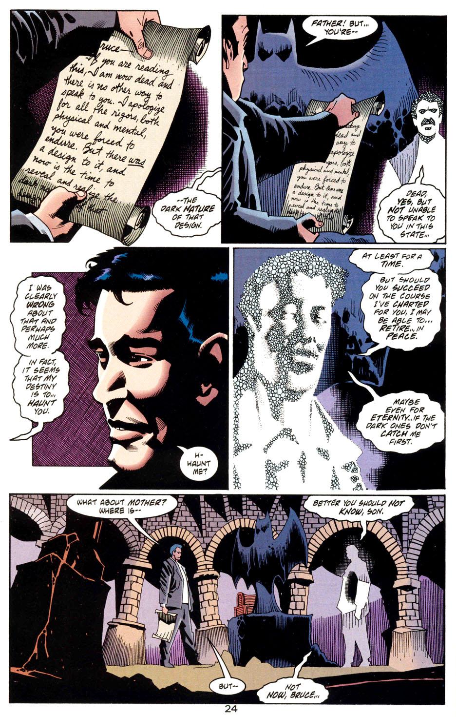 Read online Batman: Haunted Gotham comic -  Issue #1 - 26