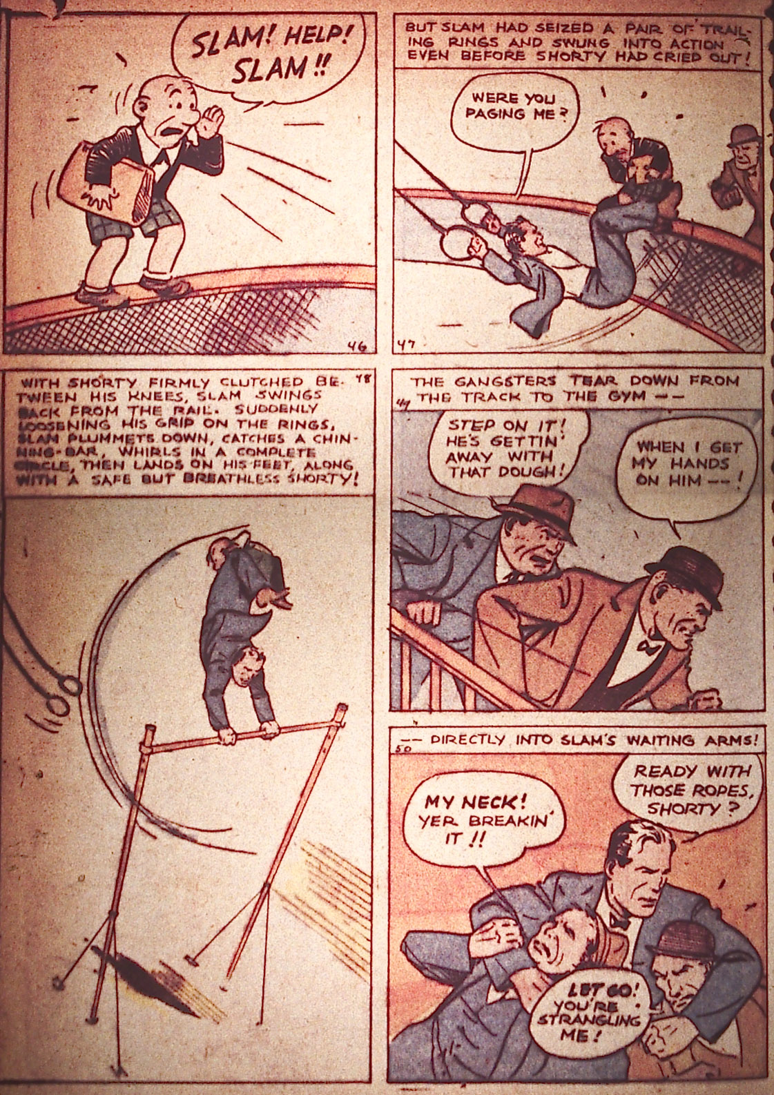 Read online Detective Comics (1937) comic -  Issue #5 - 14