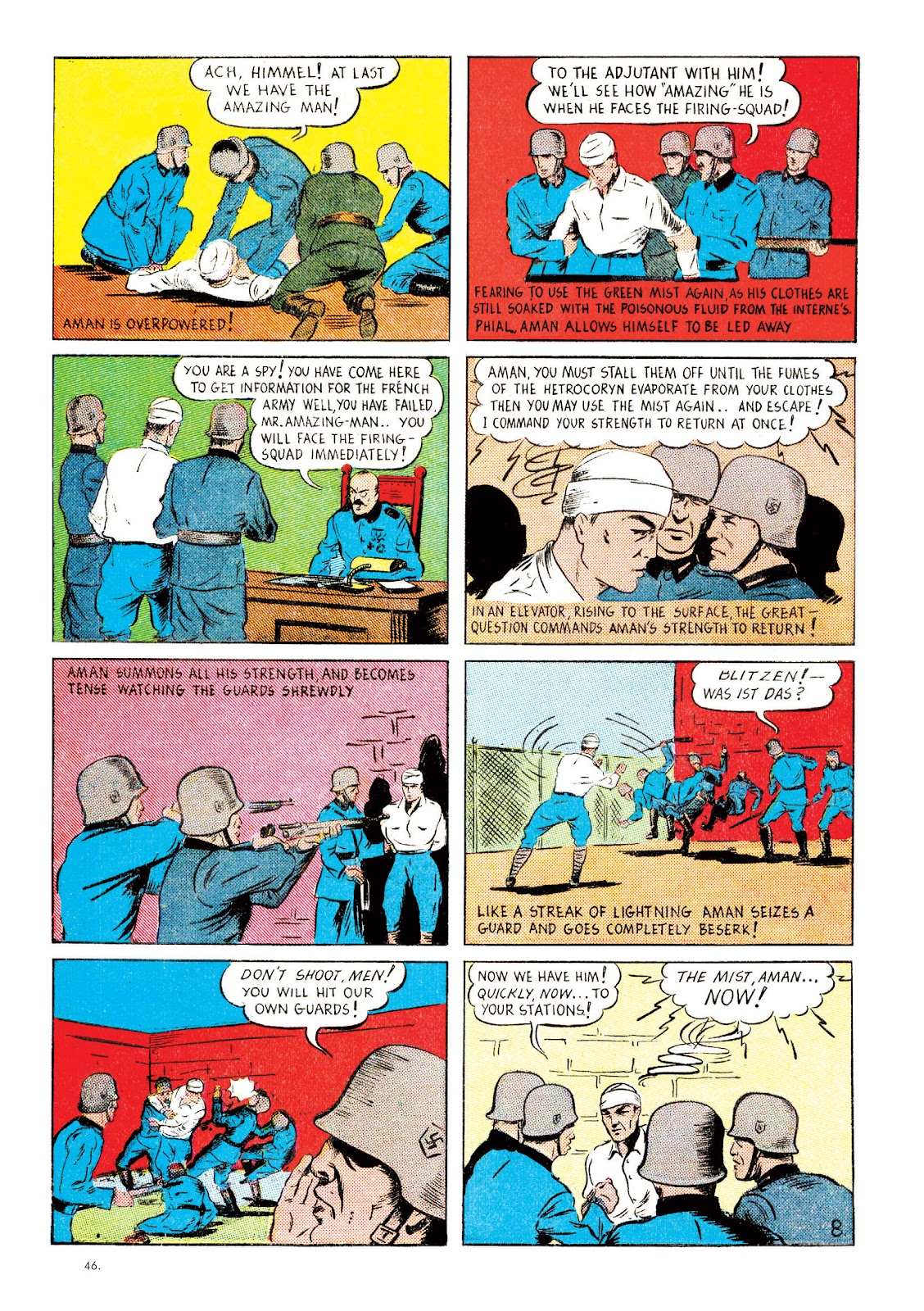 Read online The Bill Everett Archives comic -  Issue # TPB 2 (Part 1) - 47