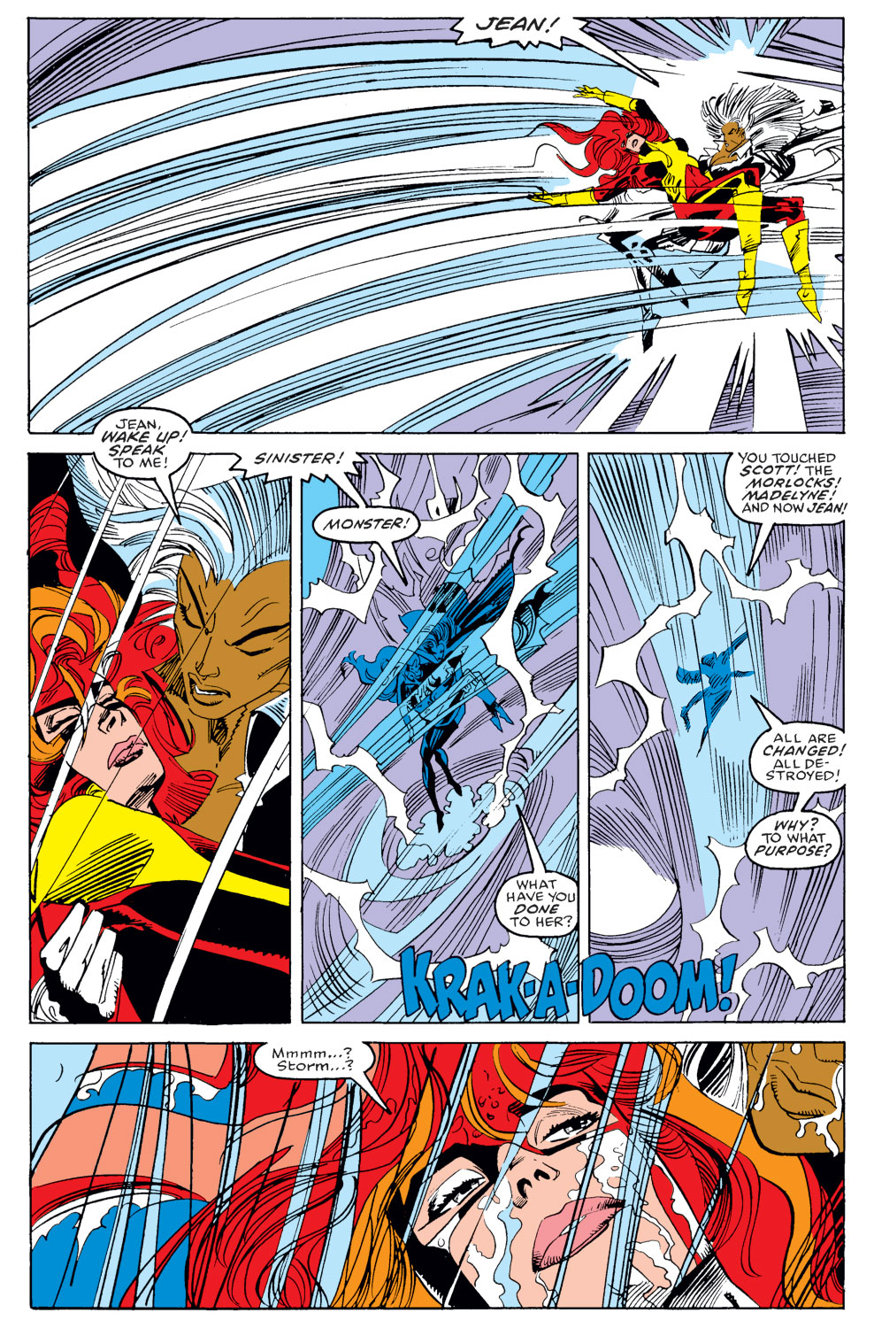 Read online X-Factor (1986) comic -  Issue #39 - 17