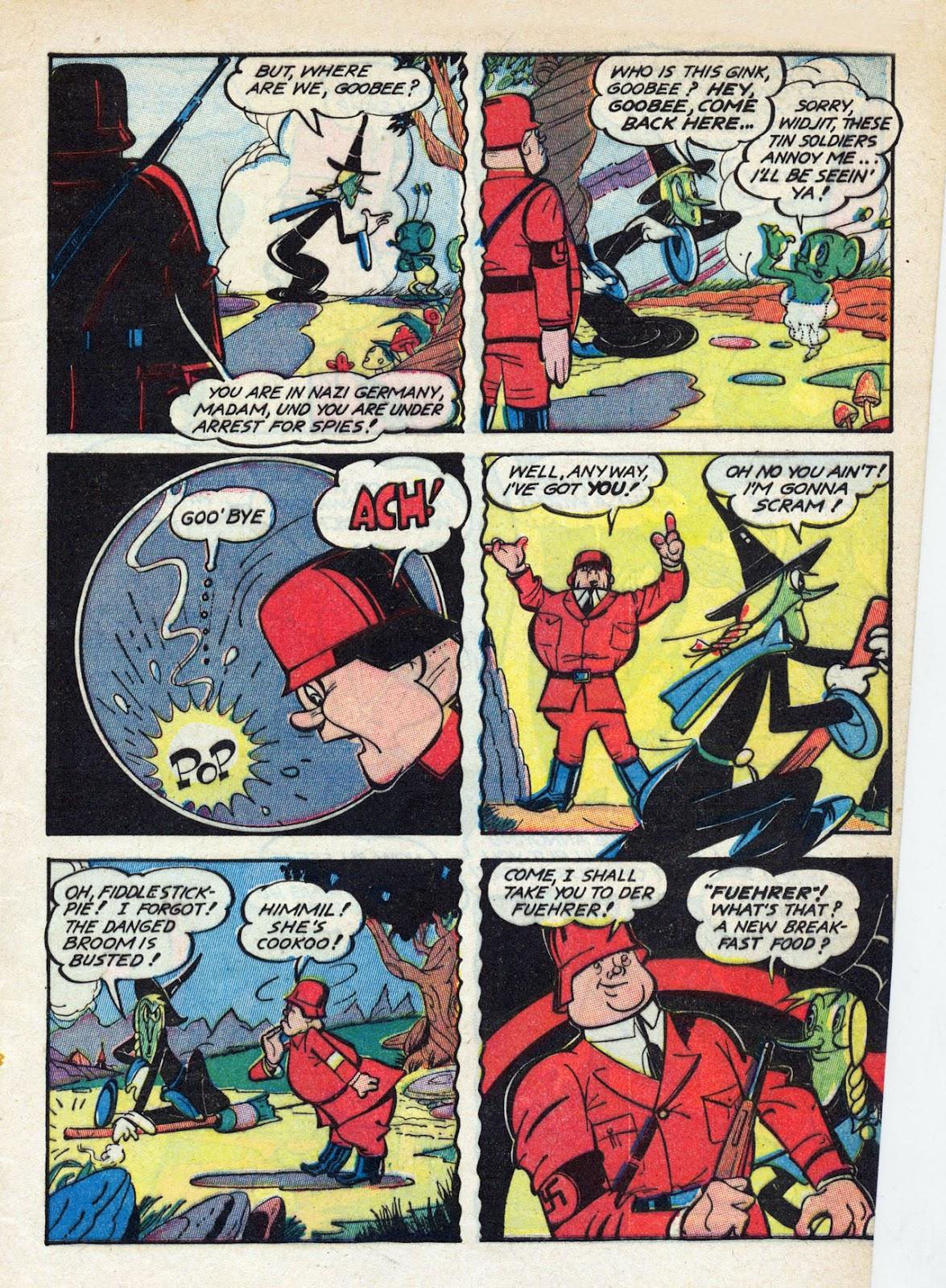 Read online Comedy Comics (1942) comic -  Issue #13 - 8