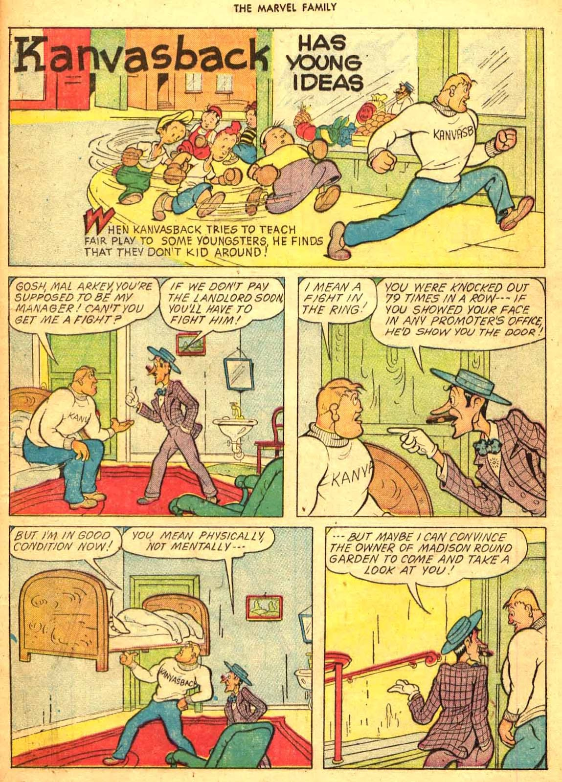 The Marvel Family issue 9 - Page 15