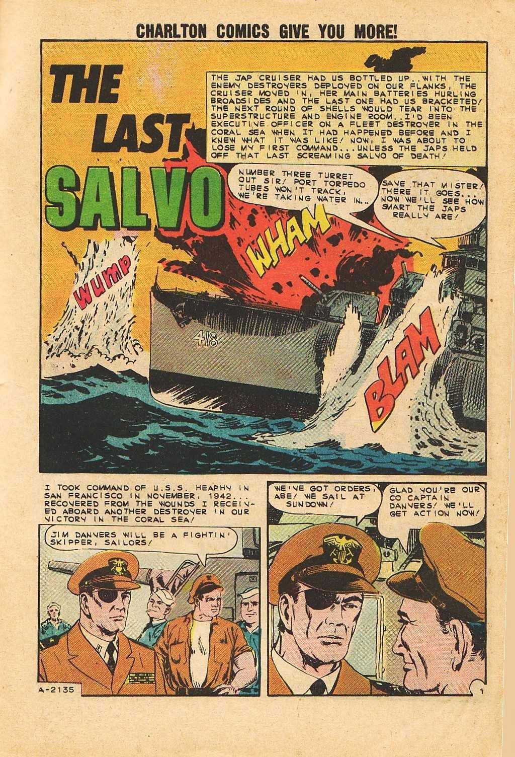 Read online Fightin' Navy comic -  Issue #113 - 3