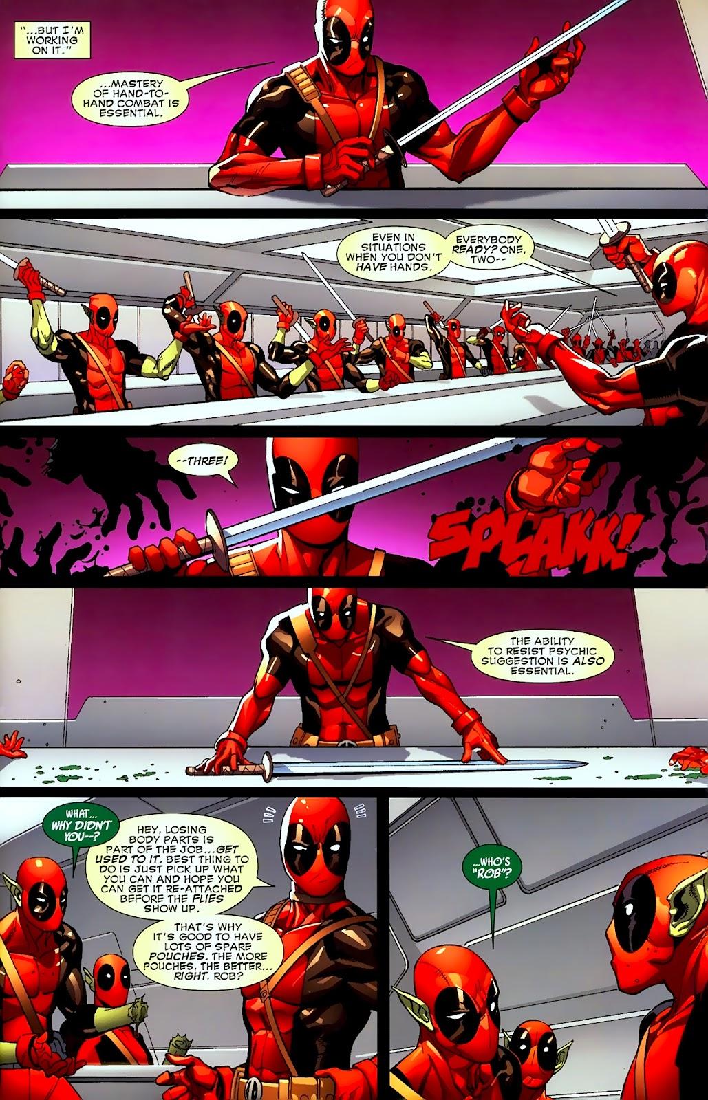 Read online Deadpool (2008) comic -  Issue #2 - 18