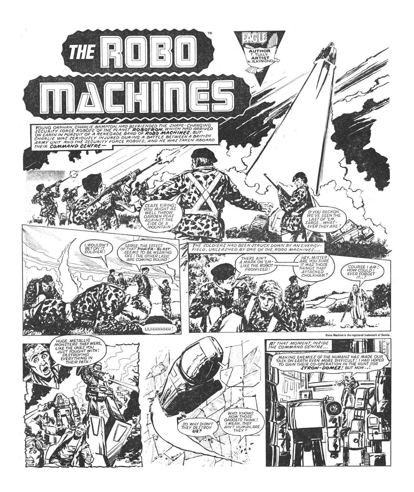 Read online Robo Machines comic -  Issue # TPB - 42