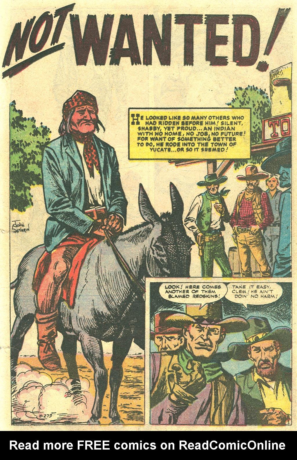 Read online Two-Gun Kid comic -  Issue #29 - 21