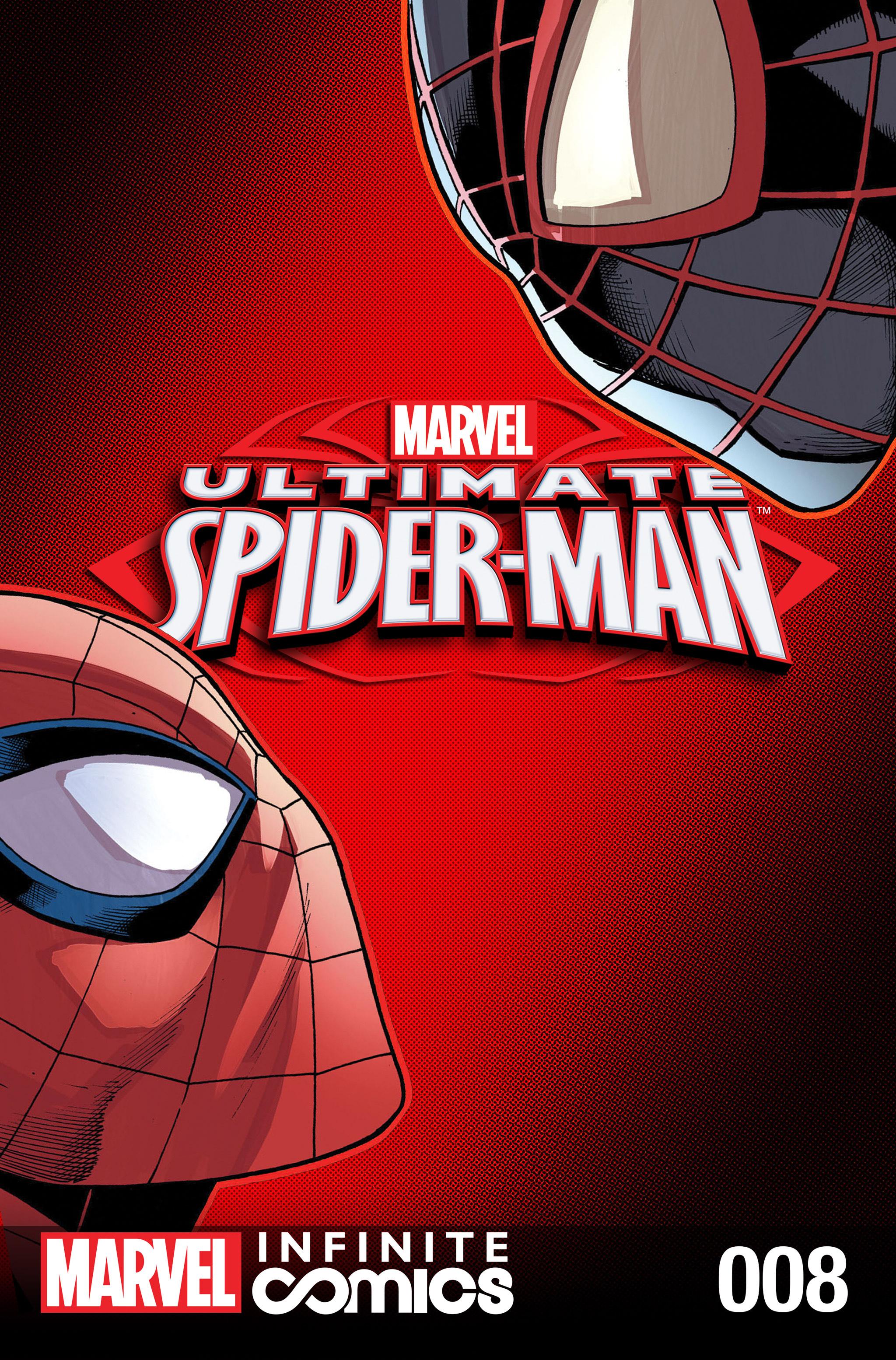 Read online Ultimate Spider-Man (Infinite Comics) (2016) comic -  Issue #8 - 1