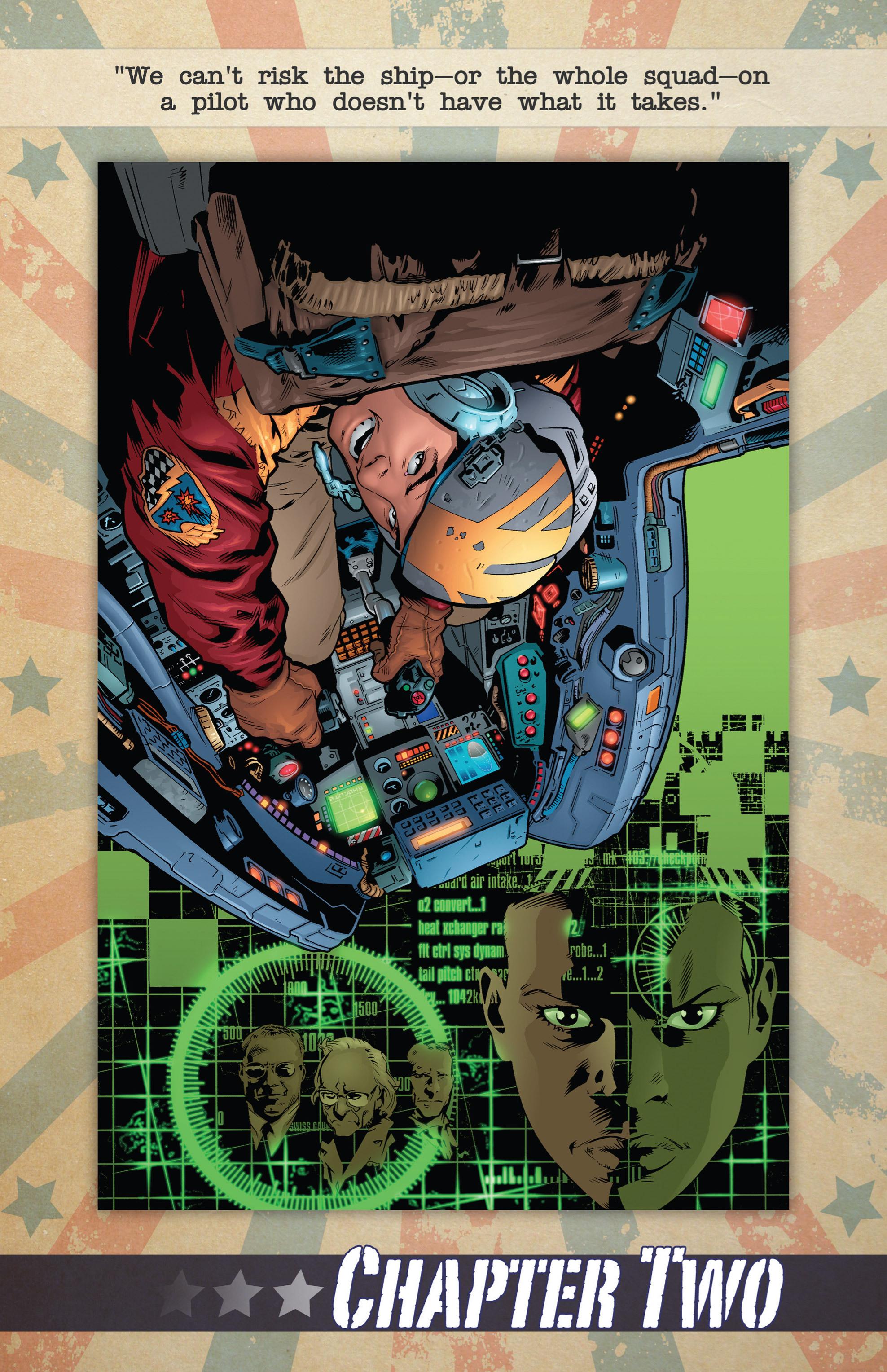 Read online Shockrockets comic -  Issue # TPB - 29