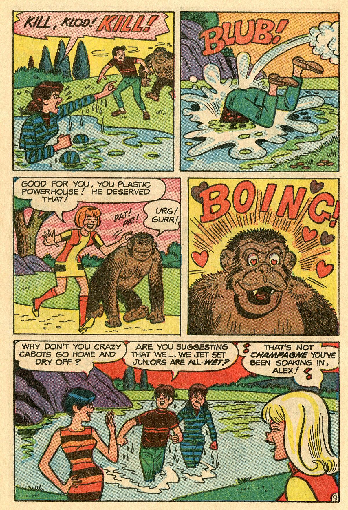 Read online She's Josie comic -  Issue #29 - 32