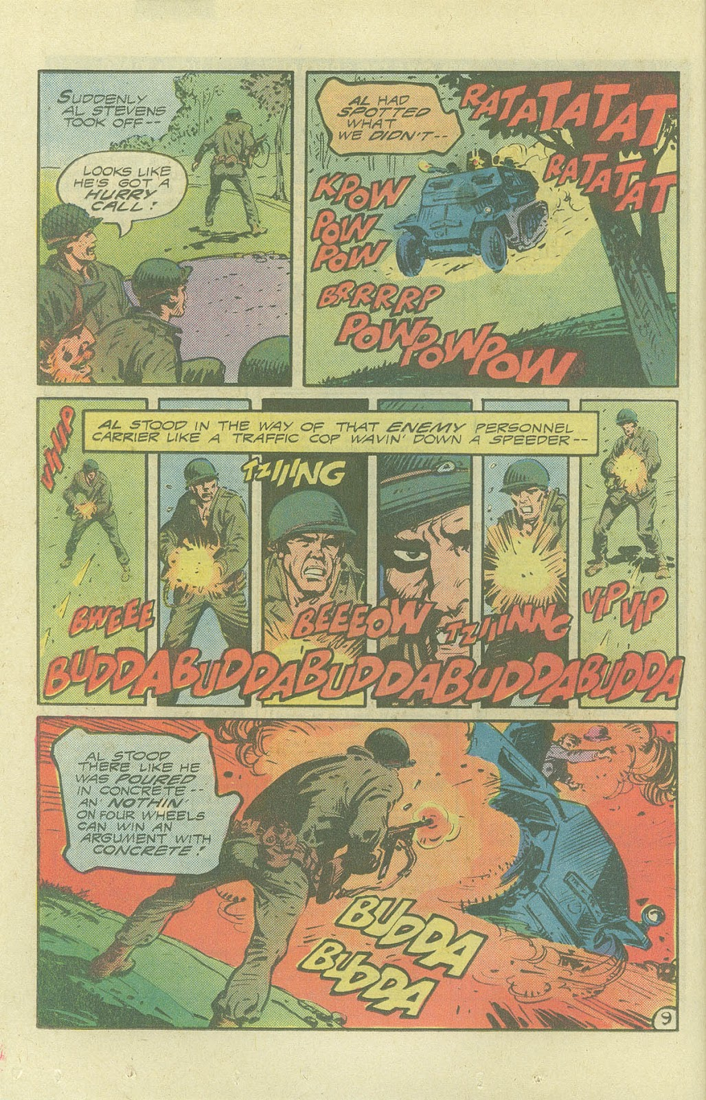 Sgt. Rock issue 387 - Page 13