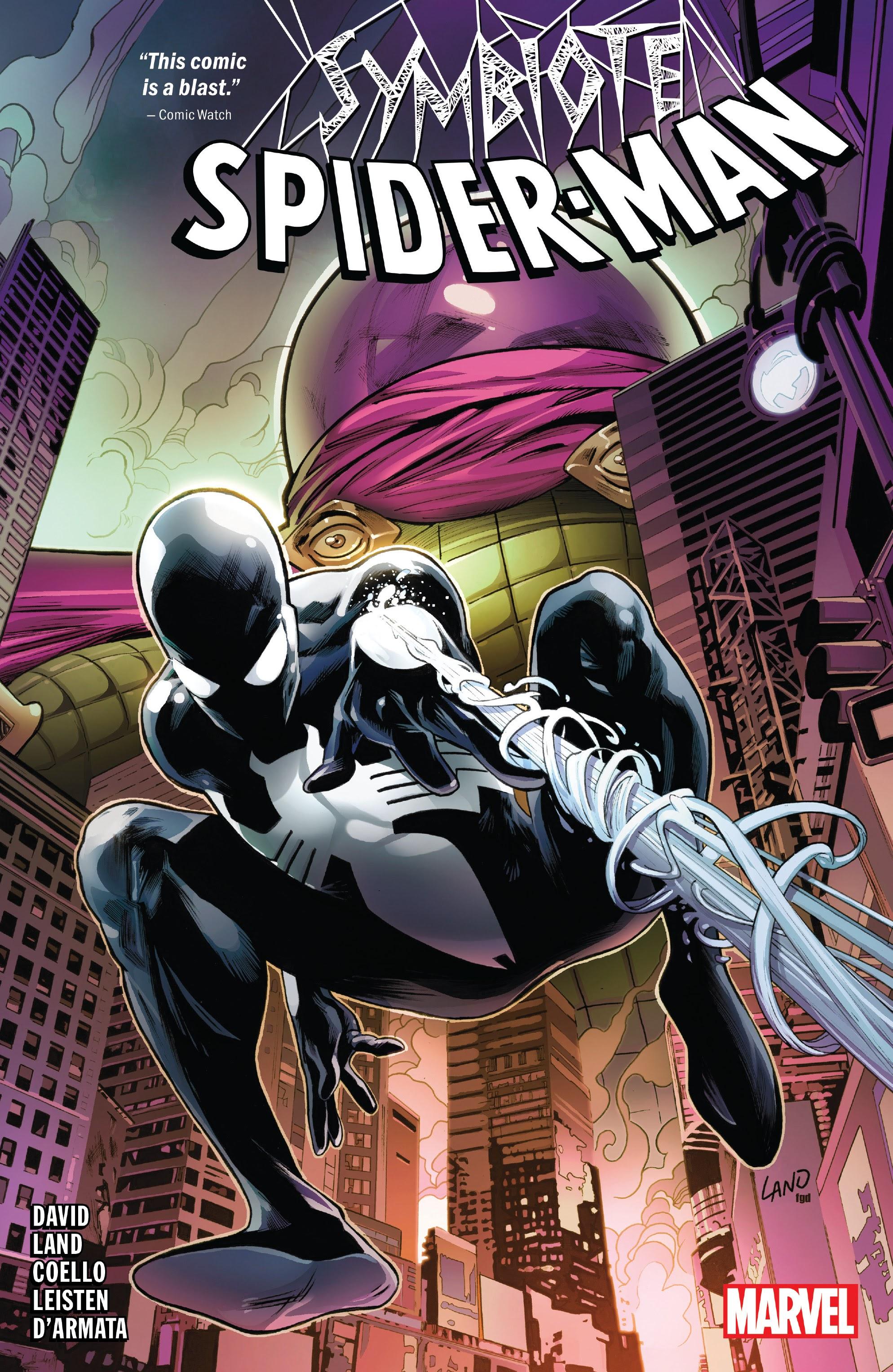 Symbiote Spider-Man _TPB Page 1