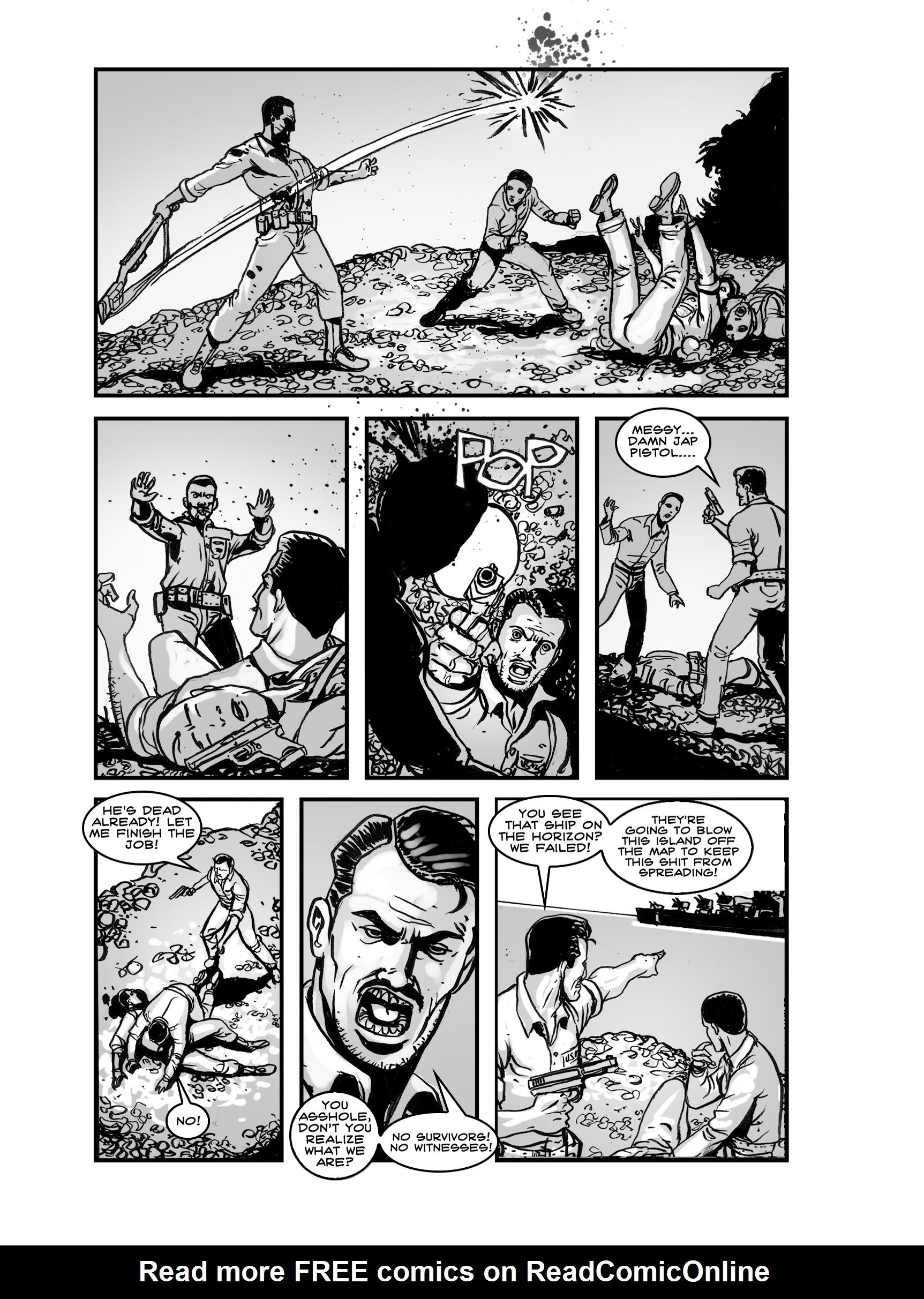 Read online FUBAR comic -  Issue #2 - 207