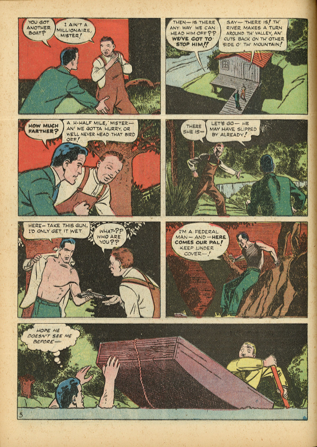 Read online Detective Comics (1937) comic -  Issue #55 - 20