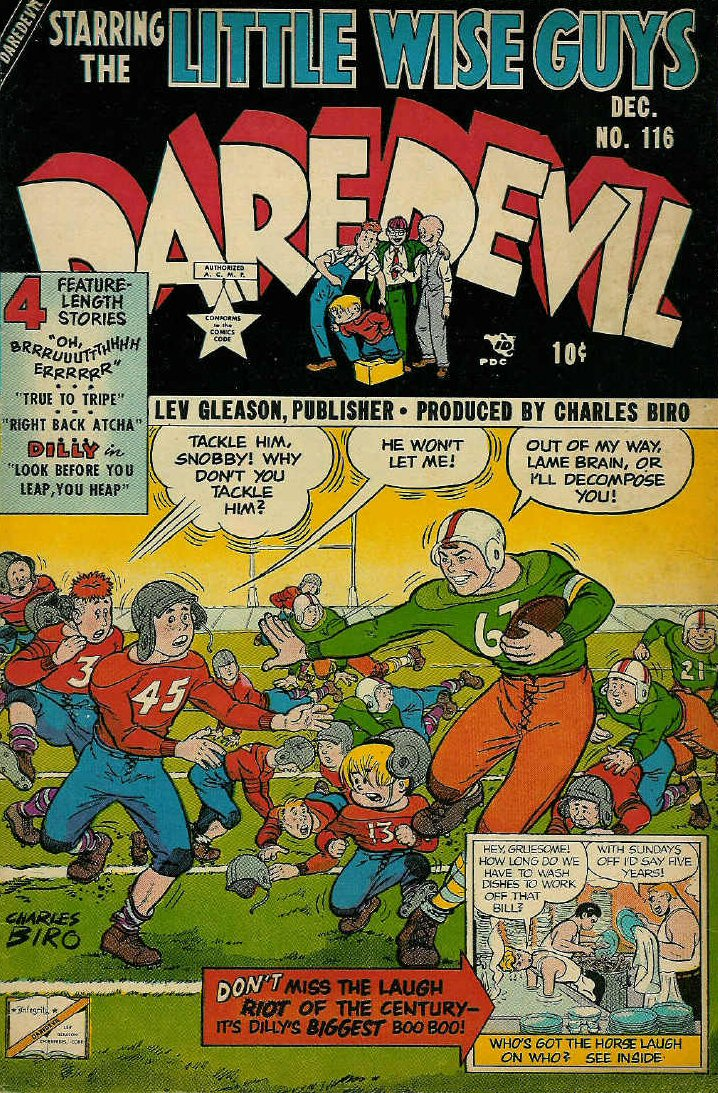 Daredevil (1941) 116 Page 1