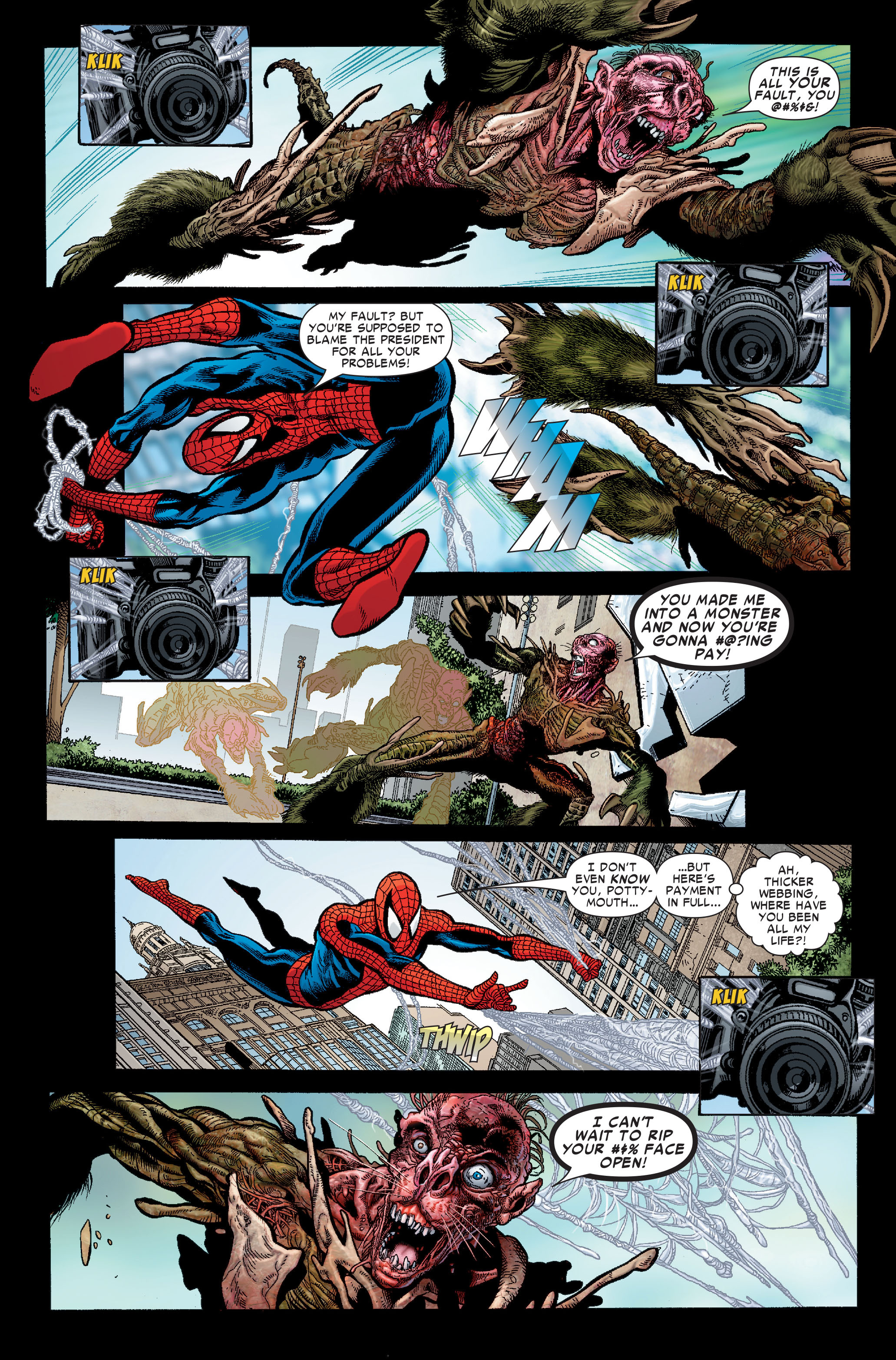 The Amazing Spider-Man (1963) 553 Page 21