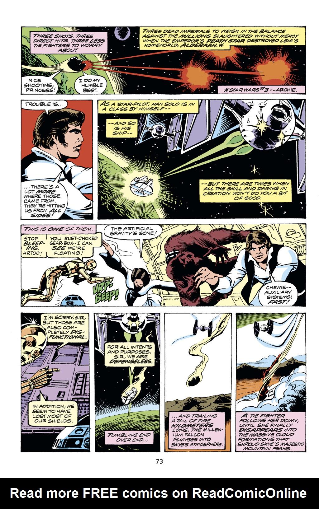 Read online Star Wars Omnibus comic -  Issue # Vol. 14 - 73