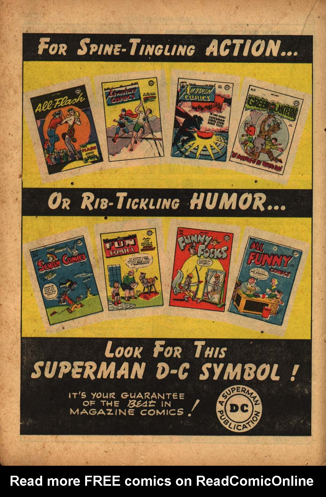 Read online Adventure Comics (1938) comic -  Issue #109 - 30
