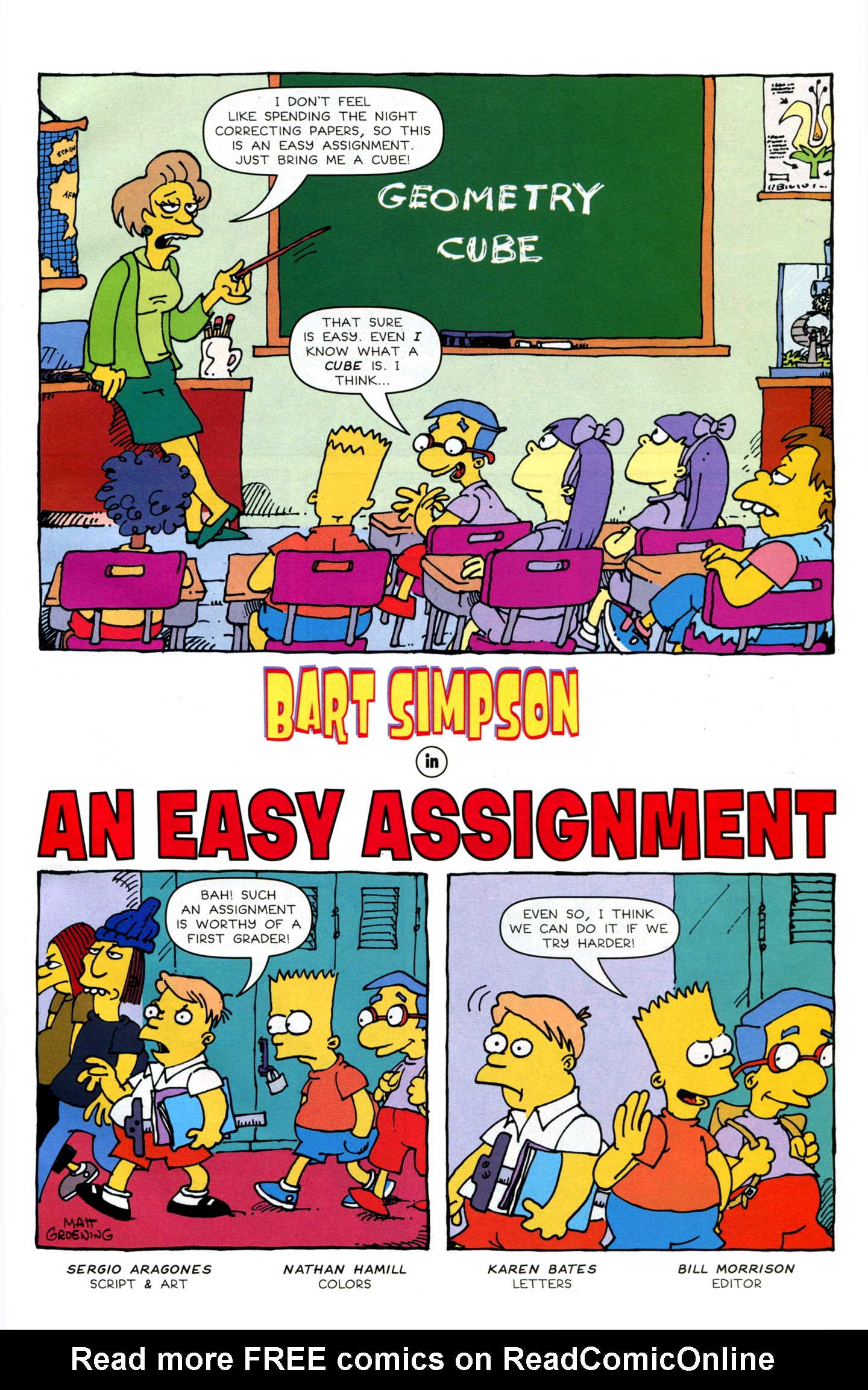 Read online Simpsons Comics Presents Bart Simpson comic -  Issue #64 - 15