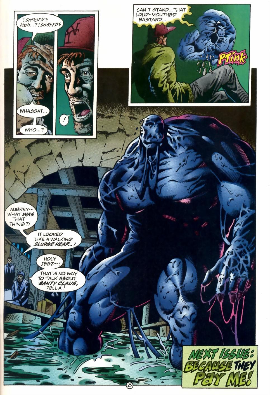 Read online Sludge comic -  Issue #1 - 26