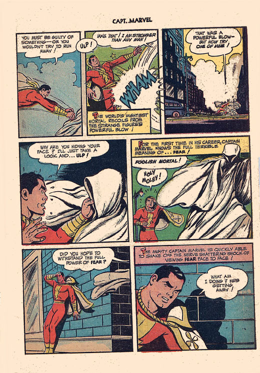 Captain Marvel Adventures issue 89 - Page 8