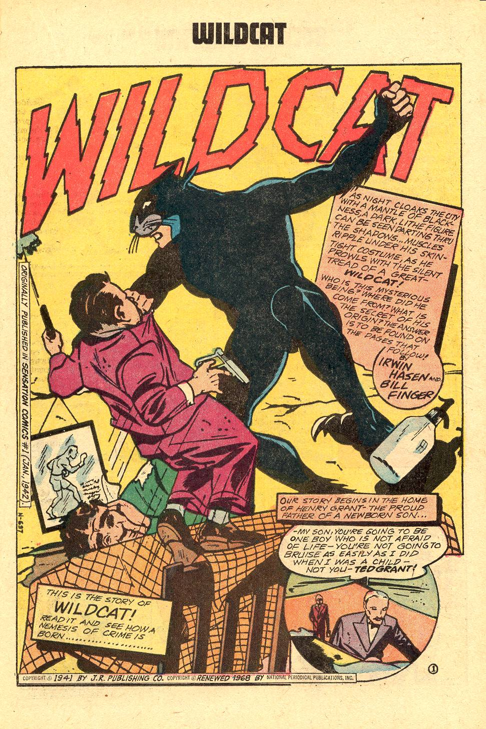Read online Secret Origins (1973) comic -  Issue #3 - 22