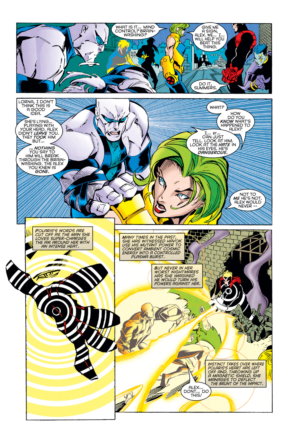 Read online X-Factor (1986) comic -  Issue #125 - 14