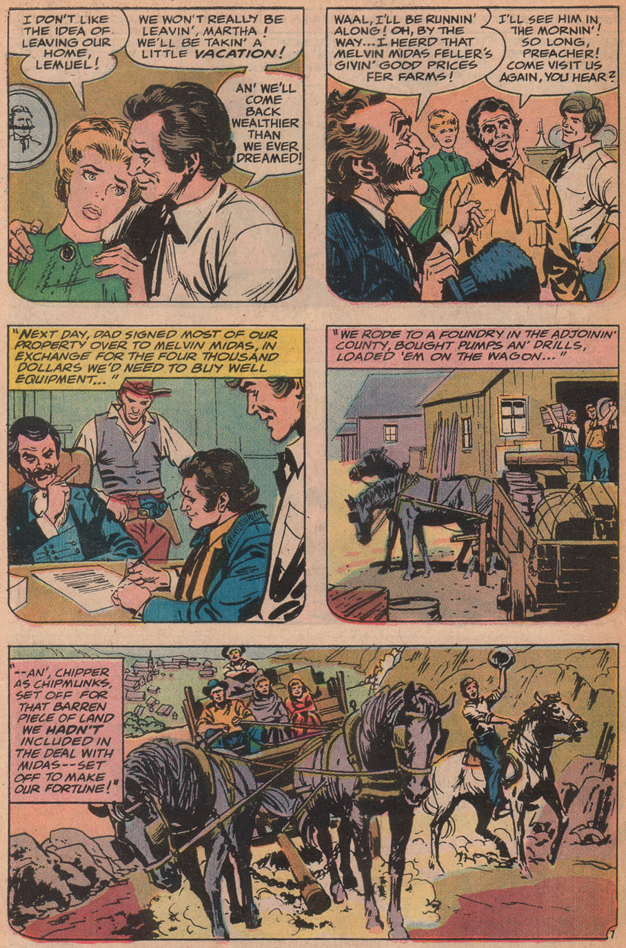 Read online All-Star Western (1970) comic -  Issue #9 - 42