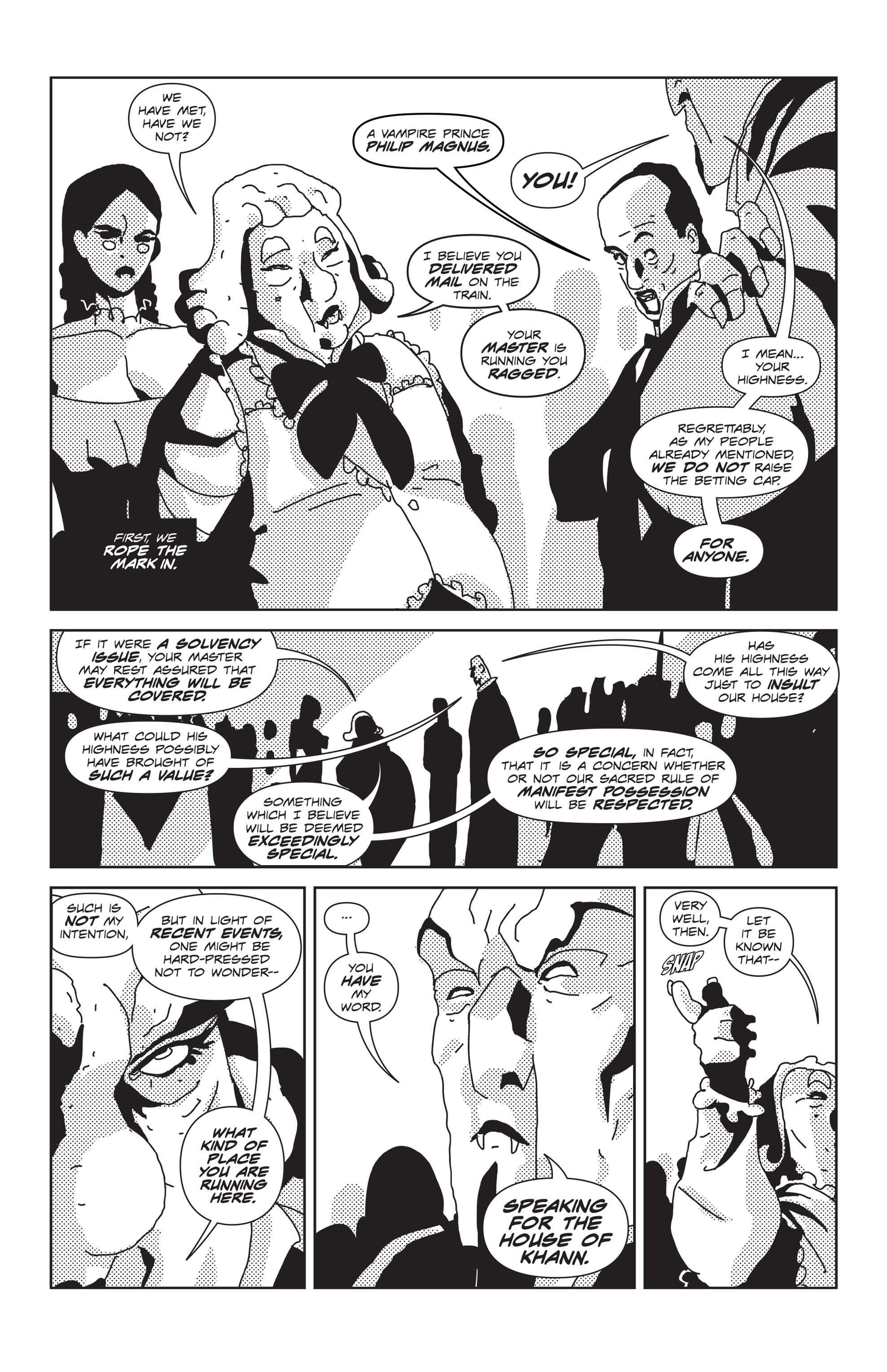 Read online Silver comic -  Issue #6 - 29