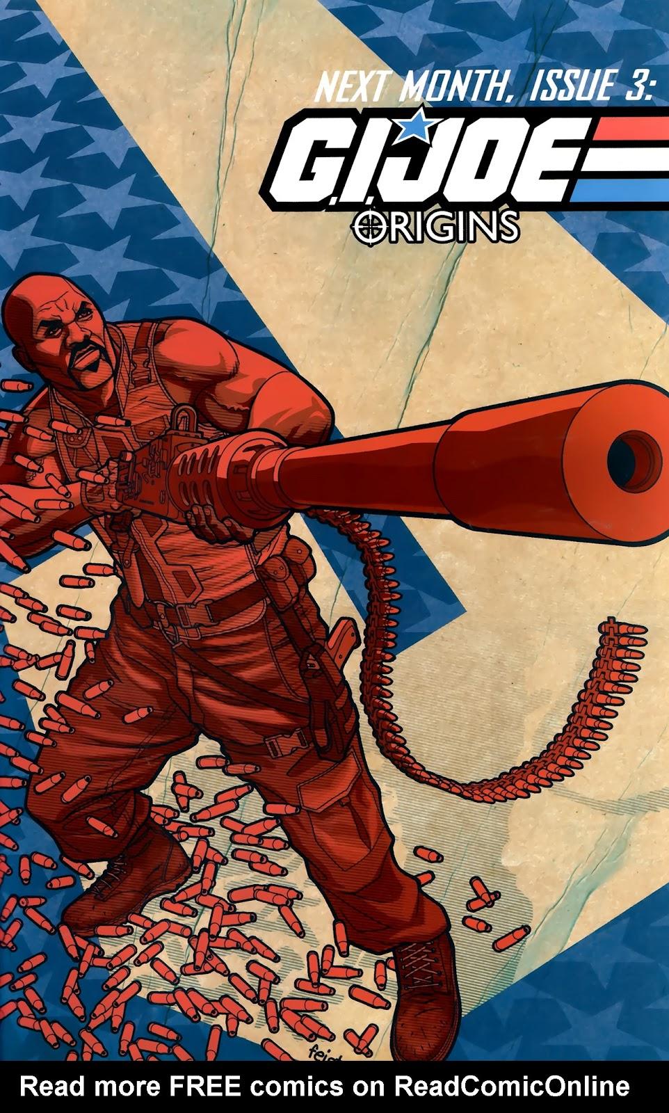 G.I. Joe: Origins issue 2 - Page 26
