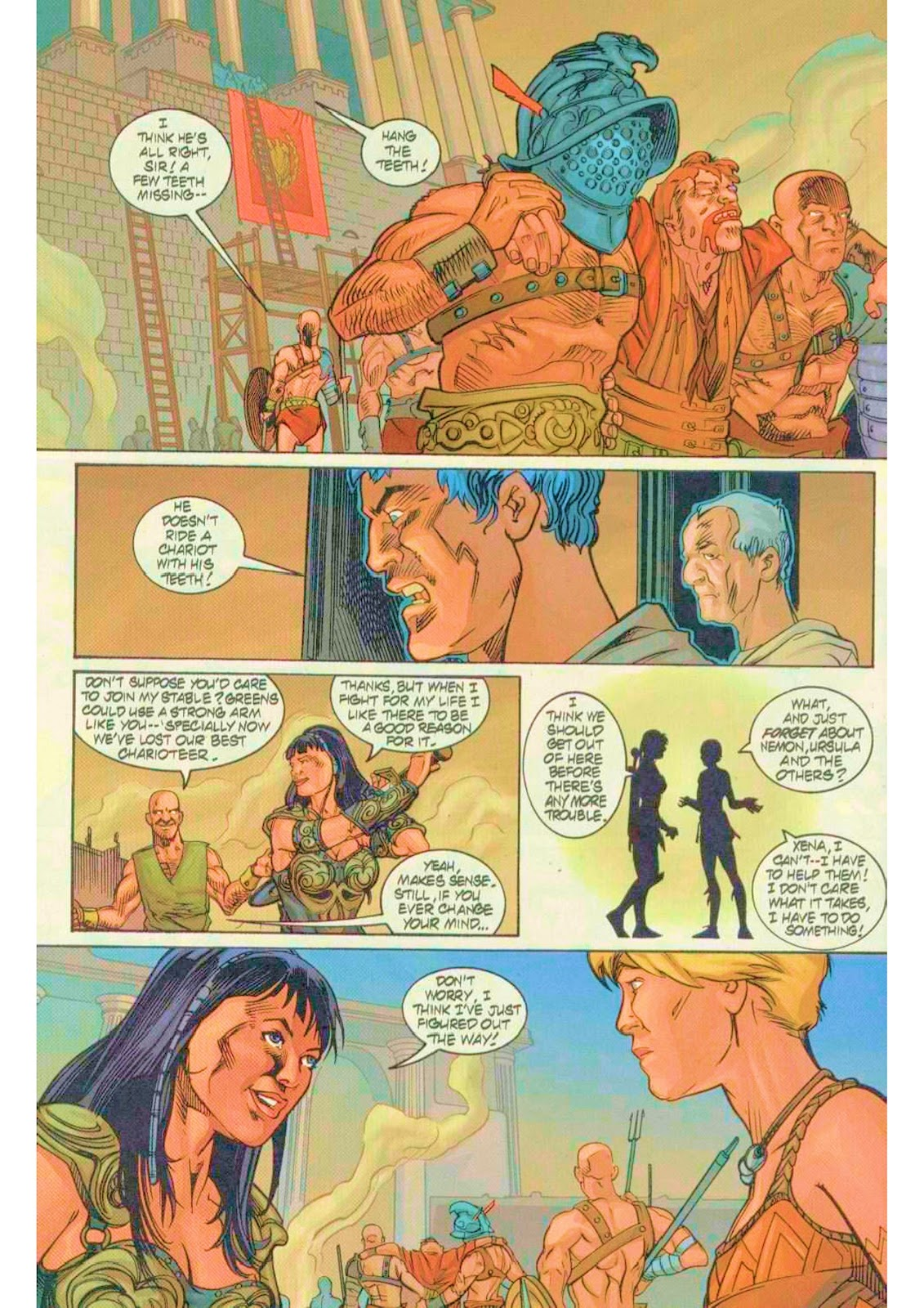 Xena: Warrior Princess (1999) Issue #7 #7 - English 25