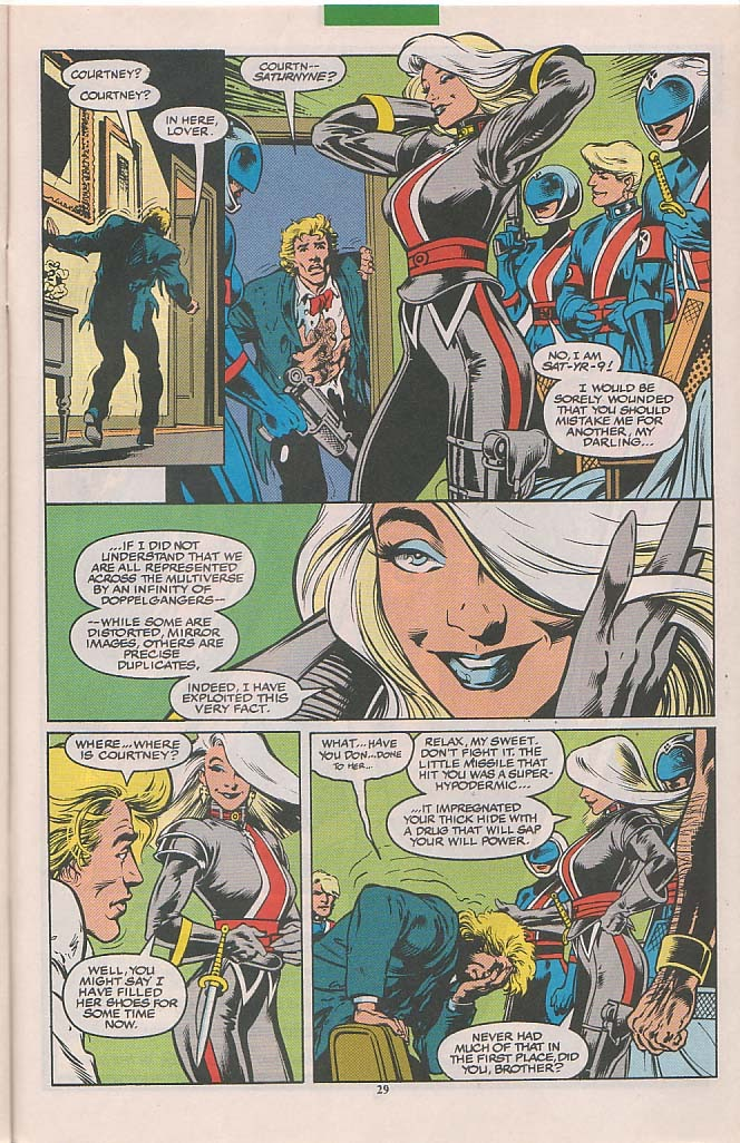 Excalibur (1988) issue 55 - Page 22
