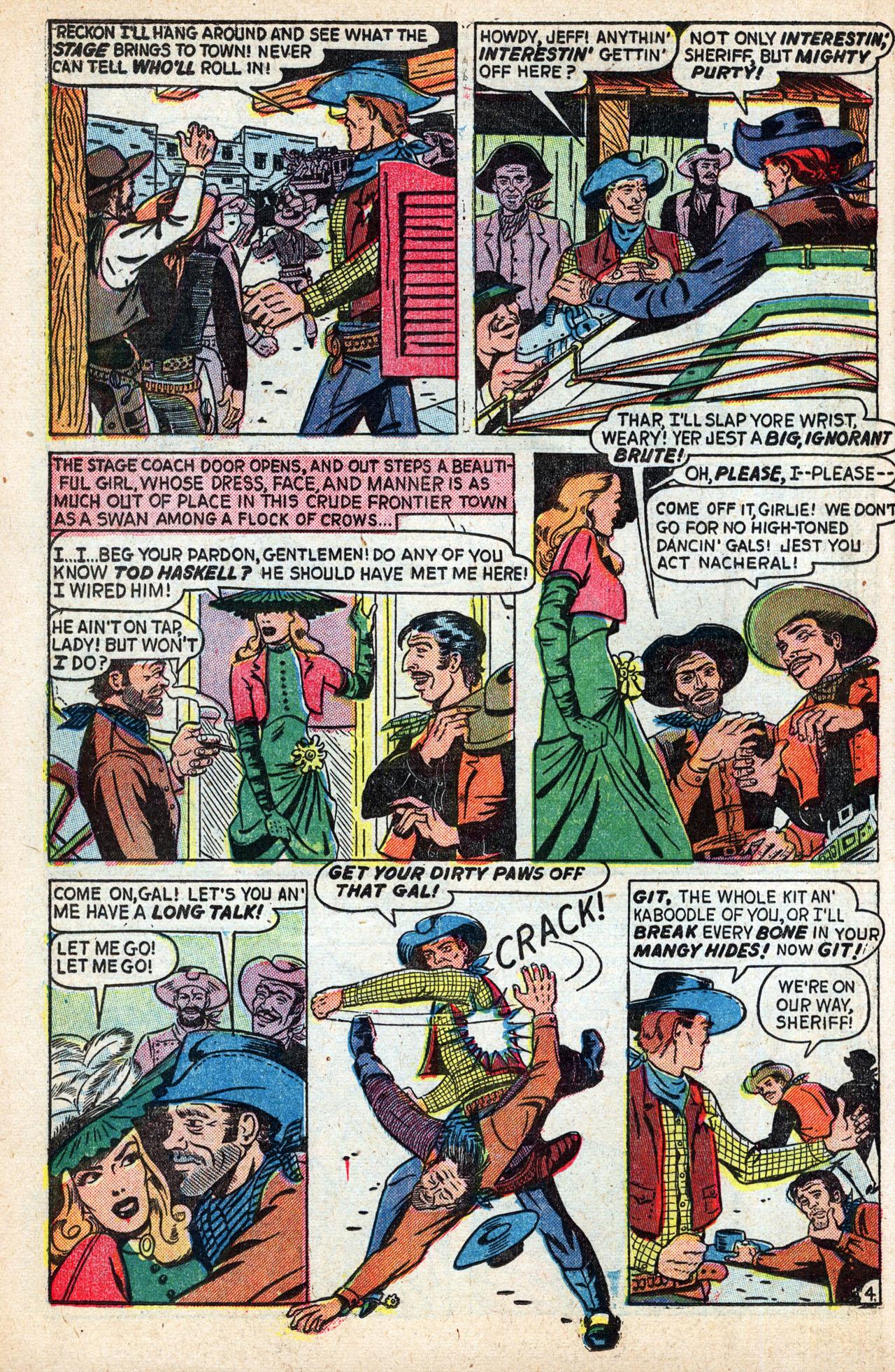 Read online Two-Gun Kid comic -  Issue #4 - 38
