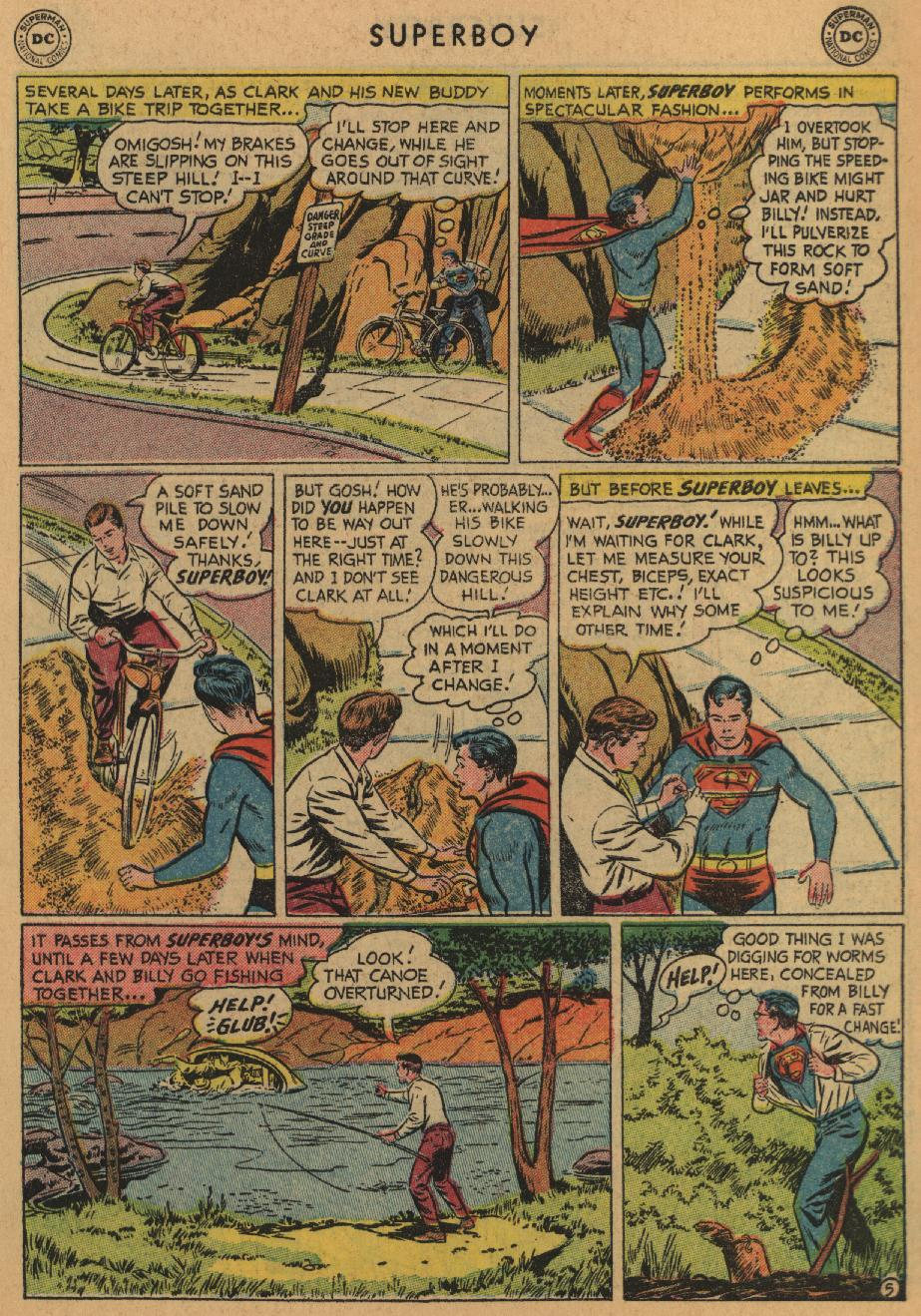 Superboy (1949) issue 47 - Page 6
