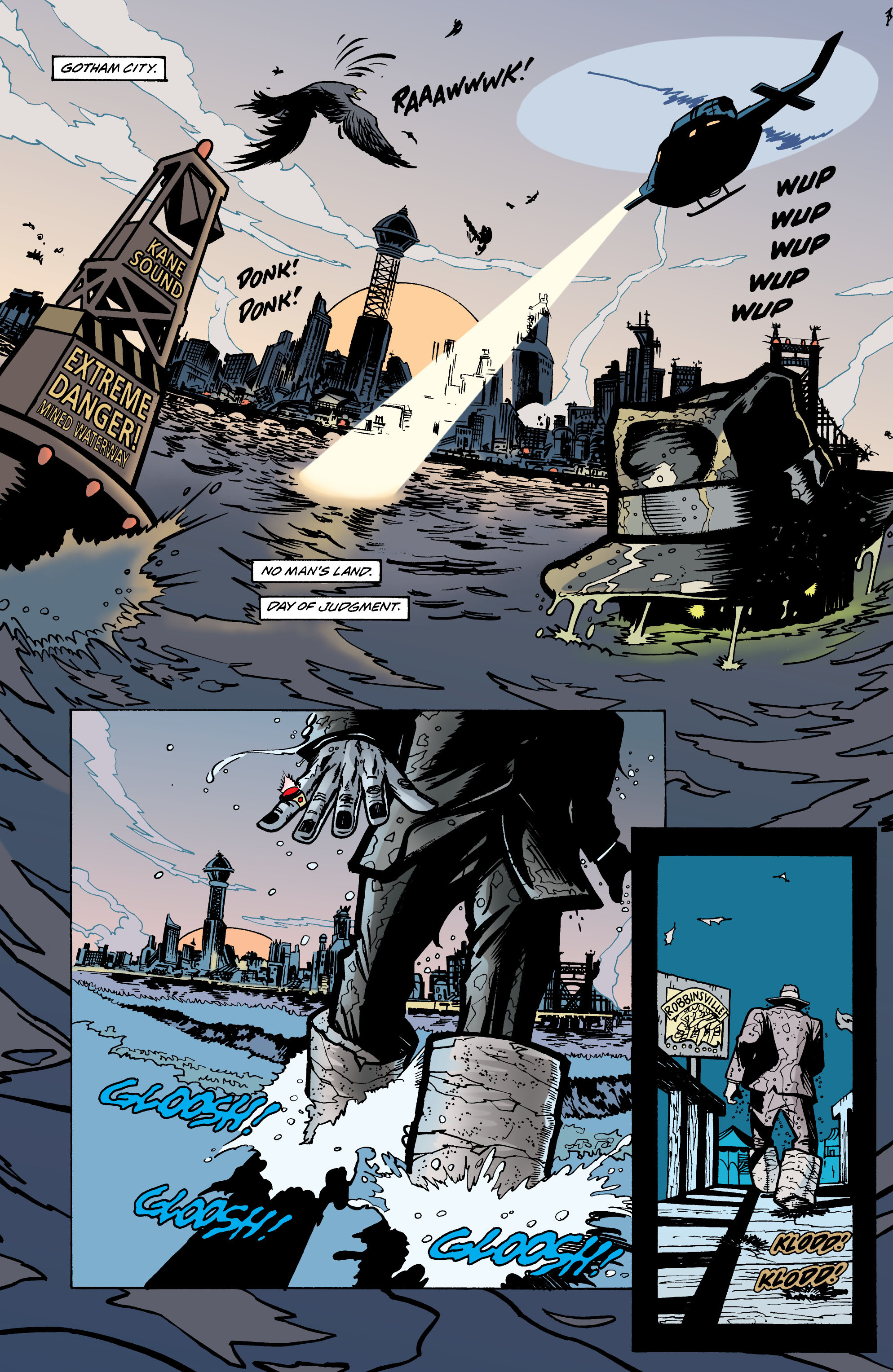Read online Batman: Day of Judgment comic -  Issue # Full - 2