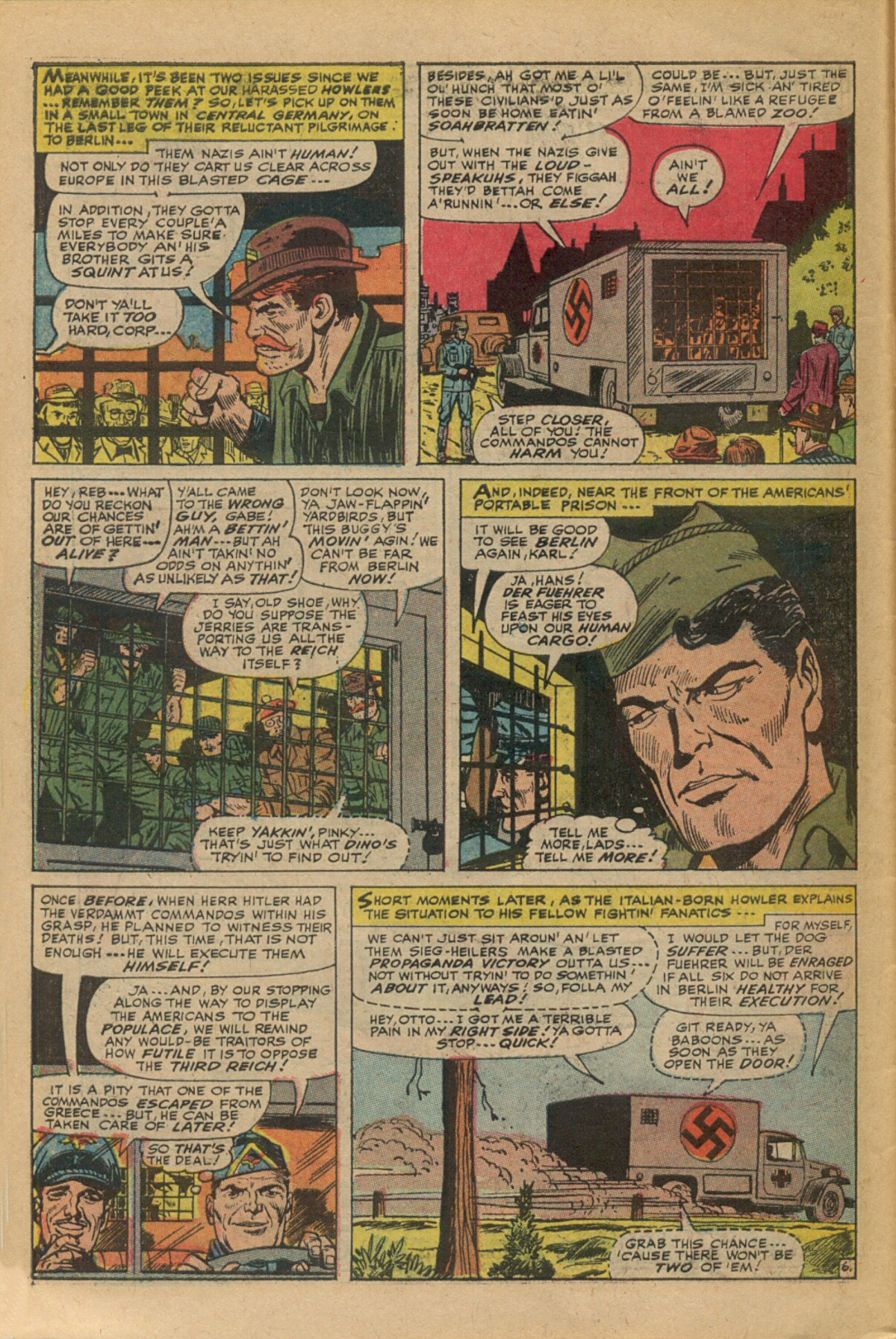 Read online Sgt. Fury comic -  Issue #35 - 10